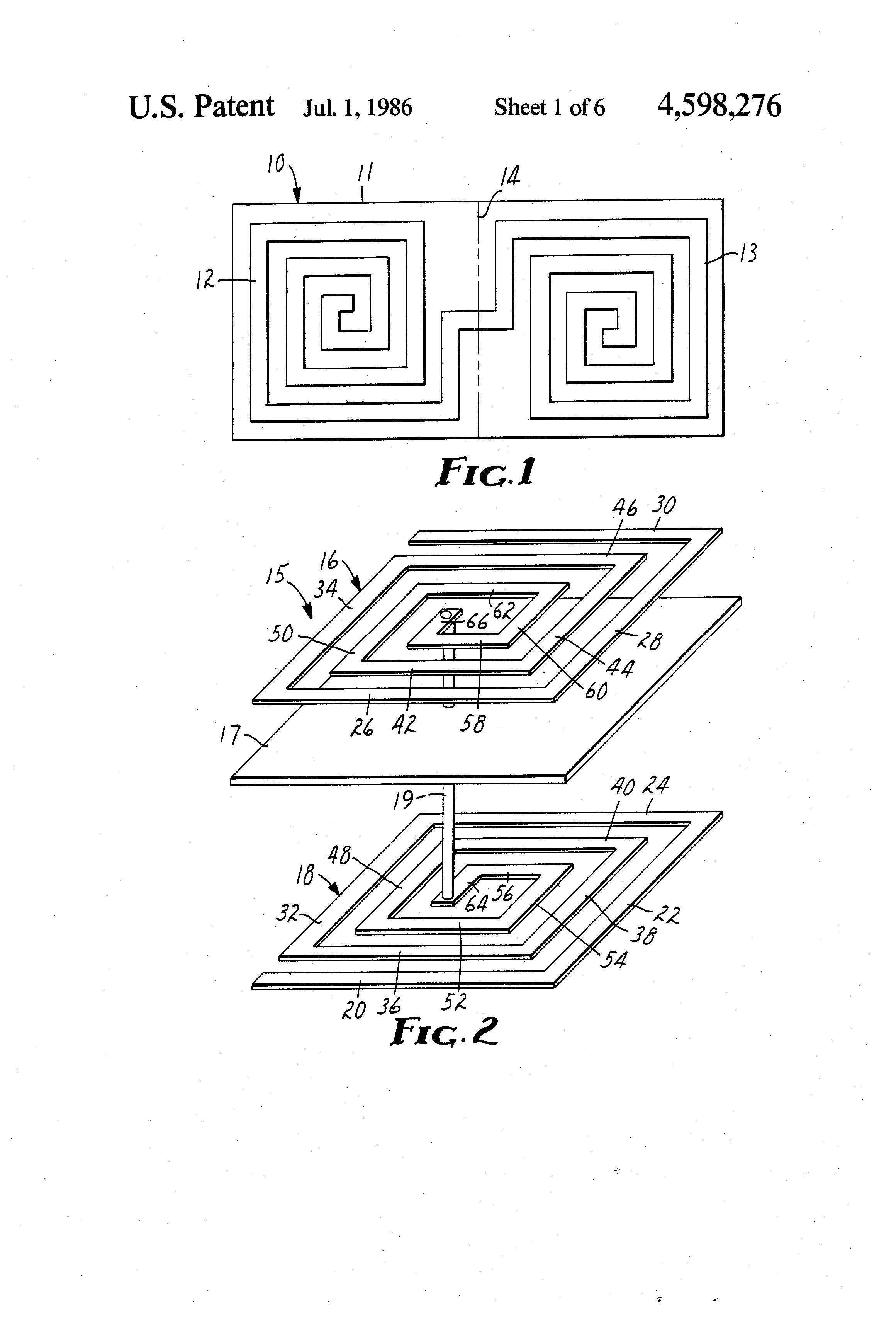 patent us4598276