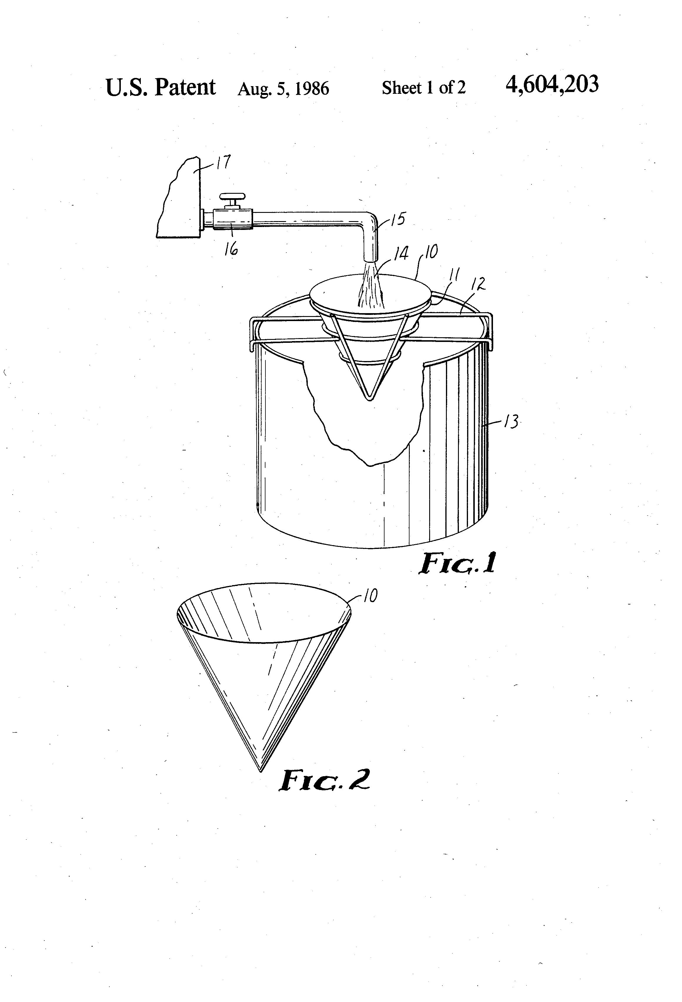 patent us4604203