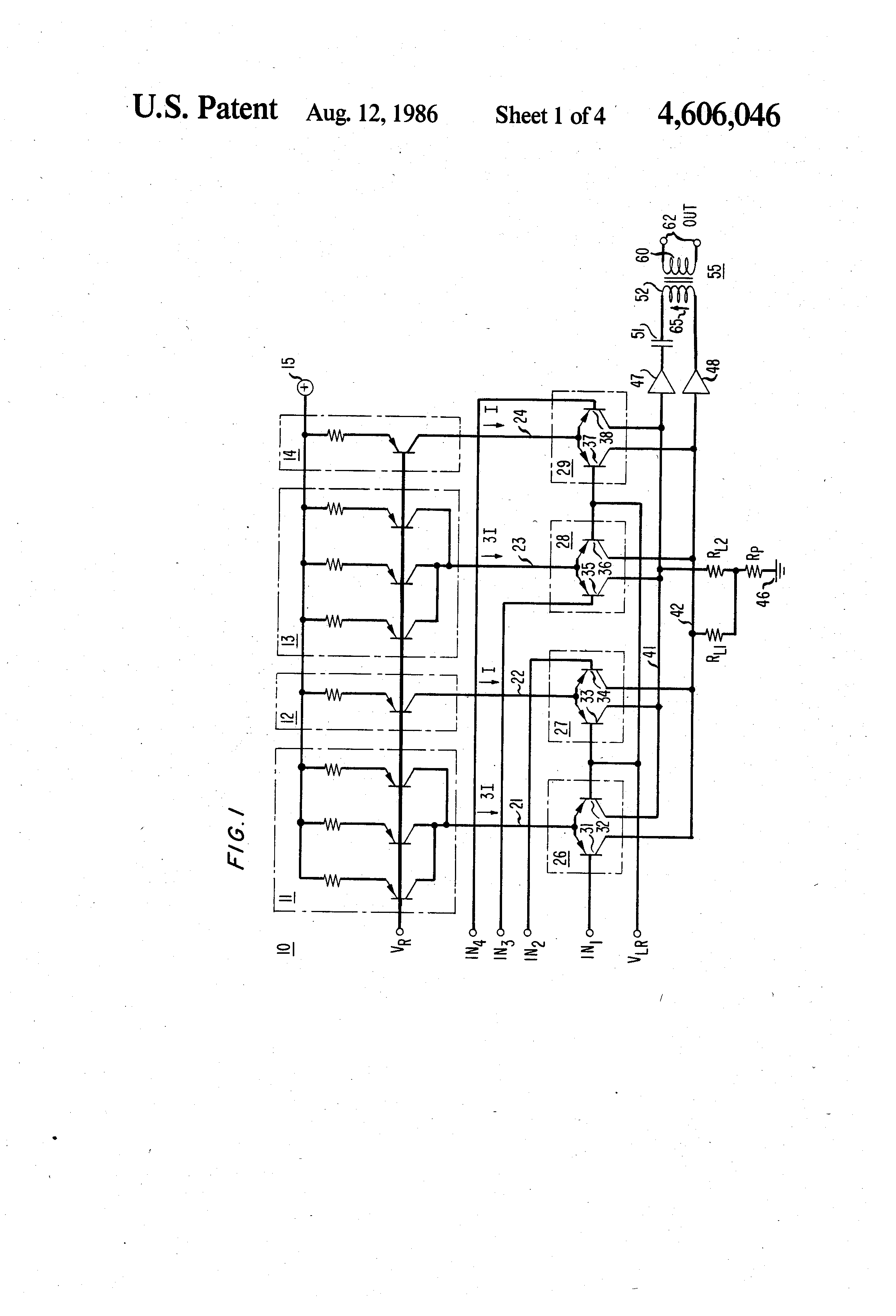 Repeater emitter transistor: principle of operation 71