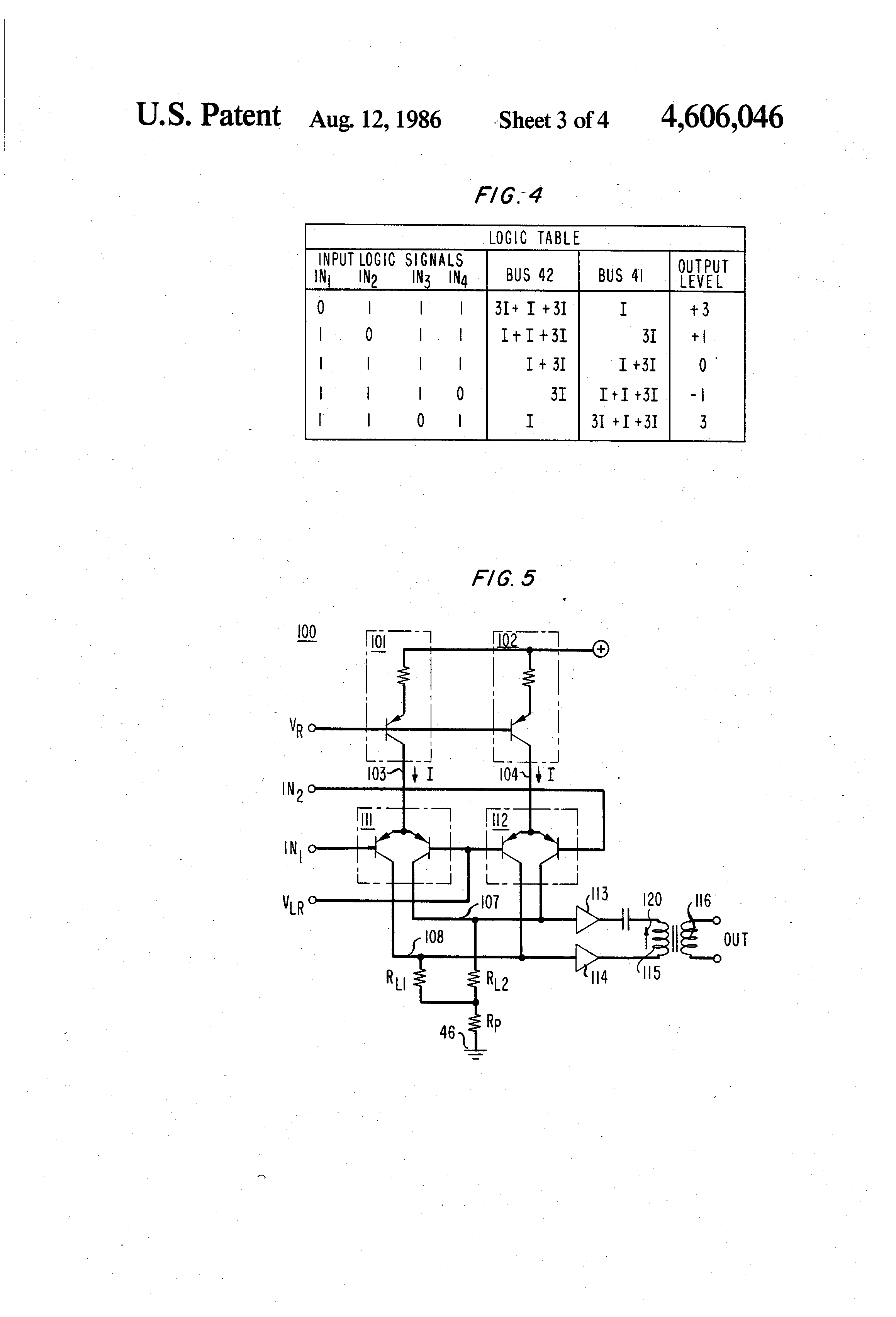 Repeater emitter transistor: principle of operation 93