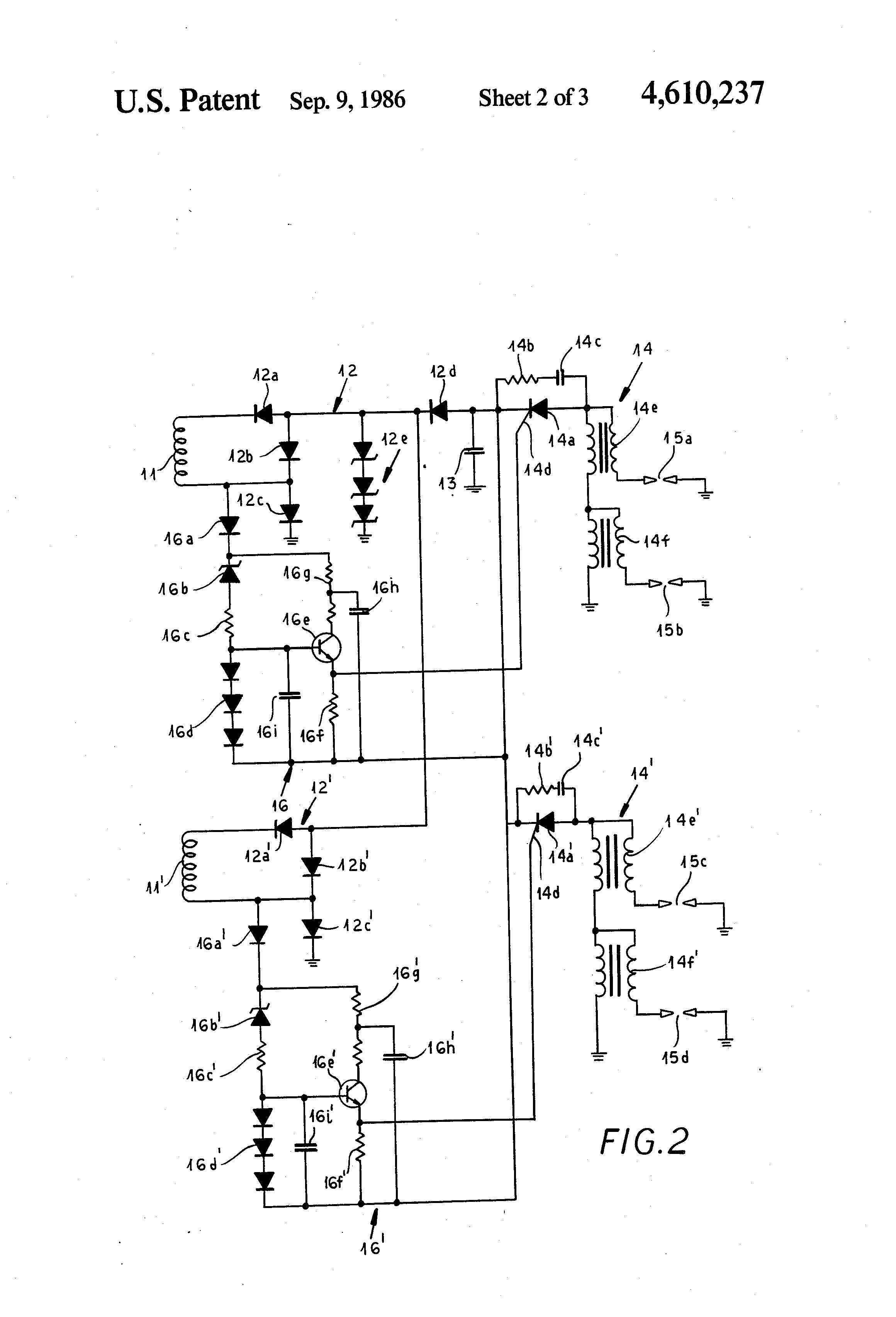 patent us4610237