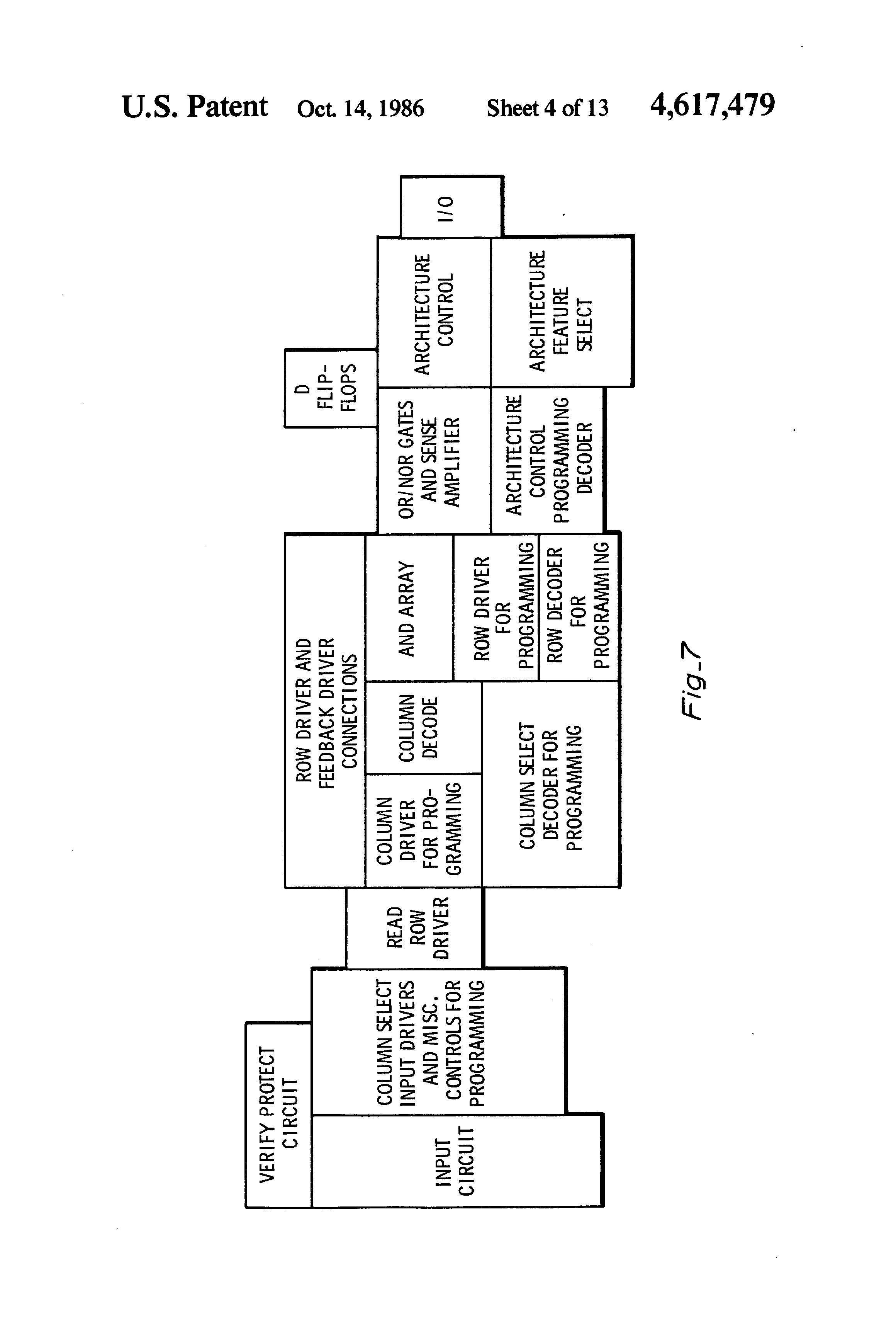 patent us4617479