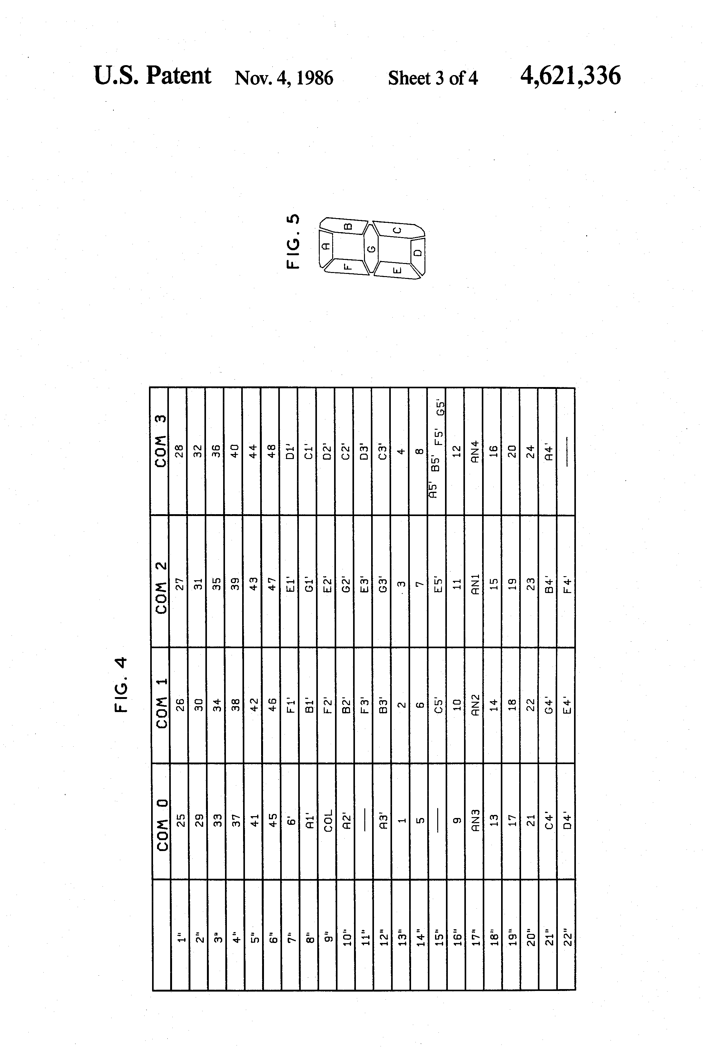 US4621336 on Emerson Programmable Thermostat