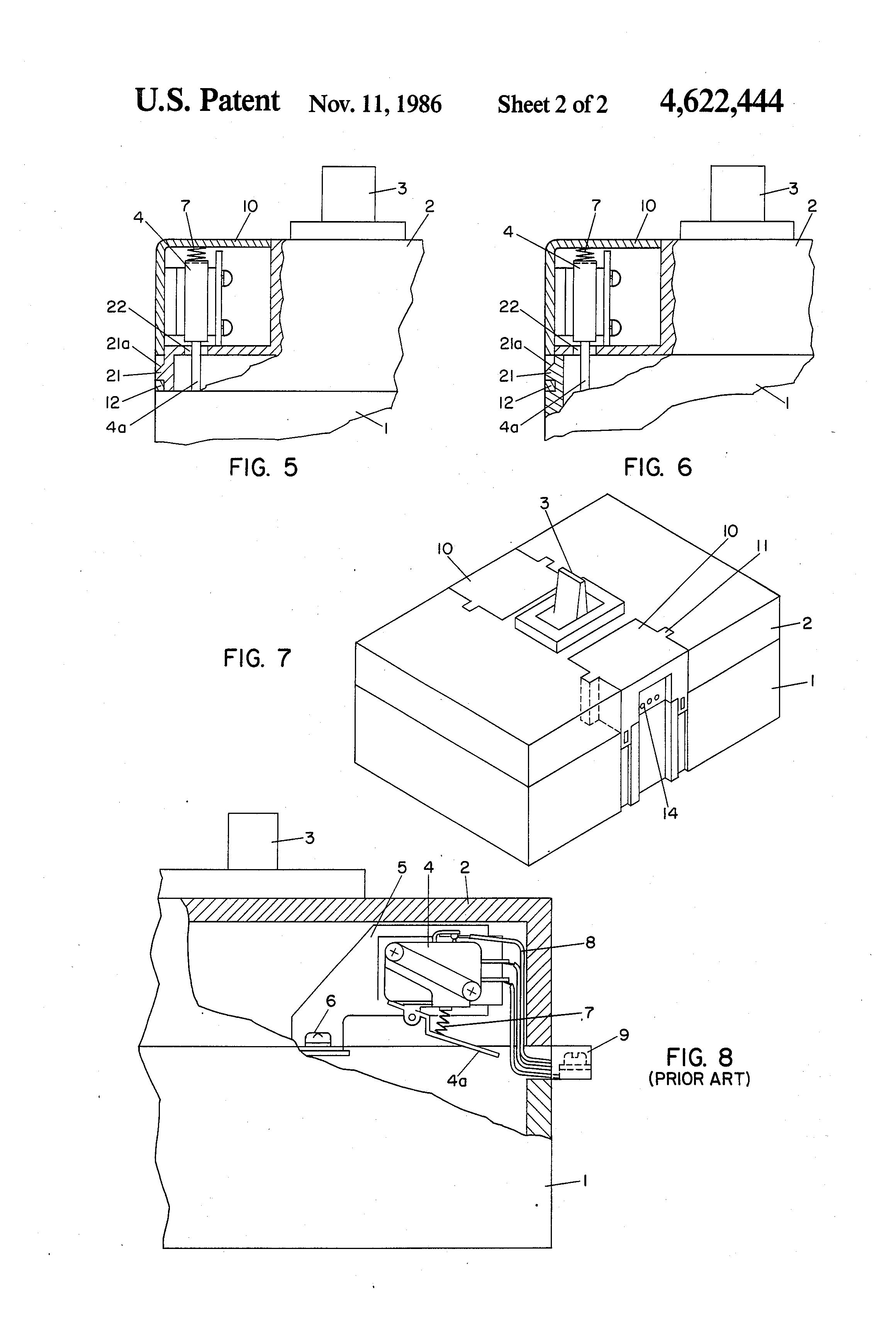patent us4622444