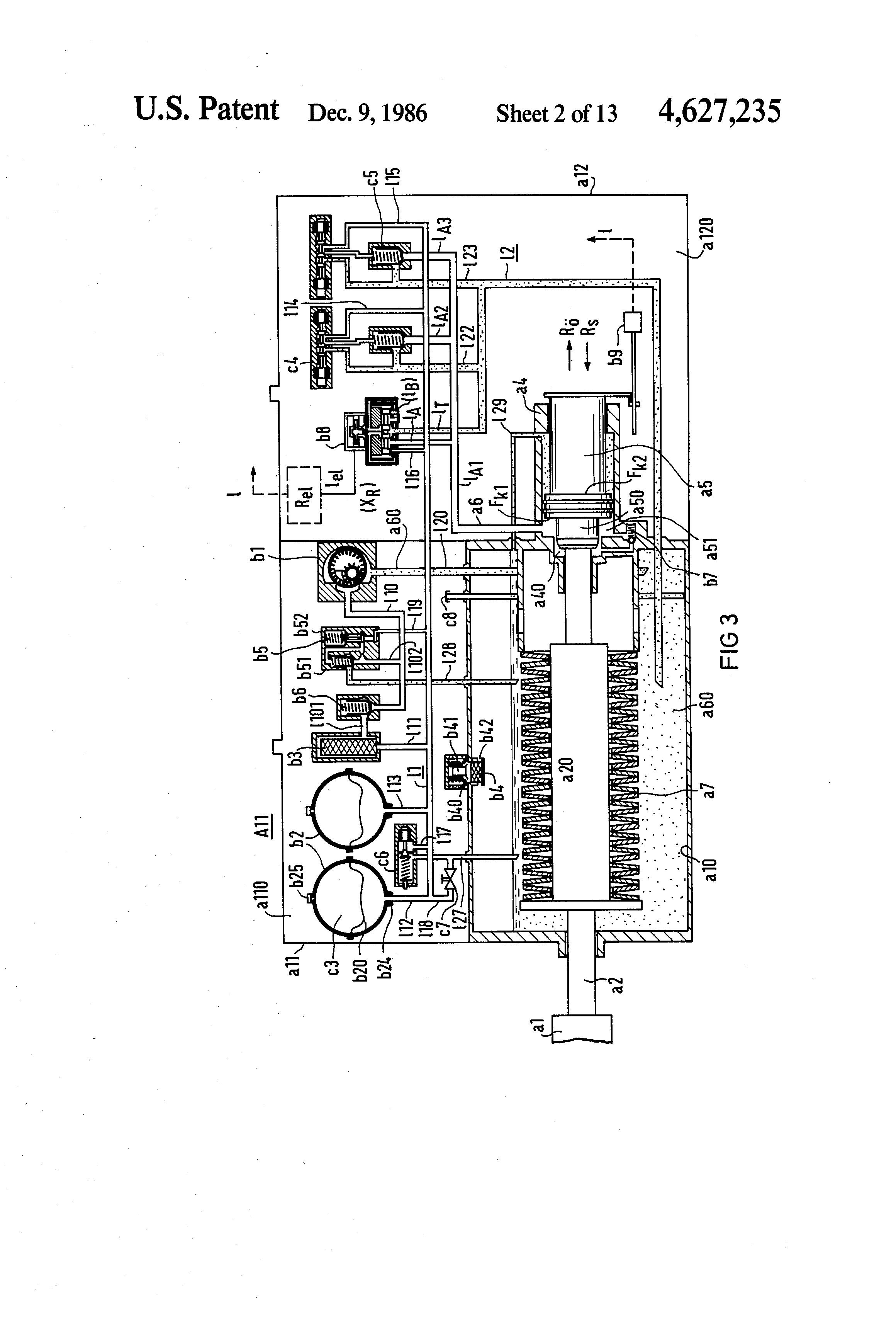 mining hoist diagram
