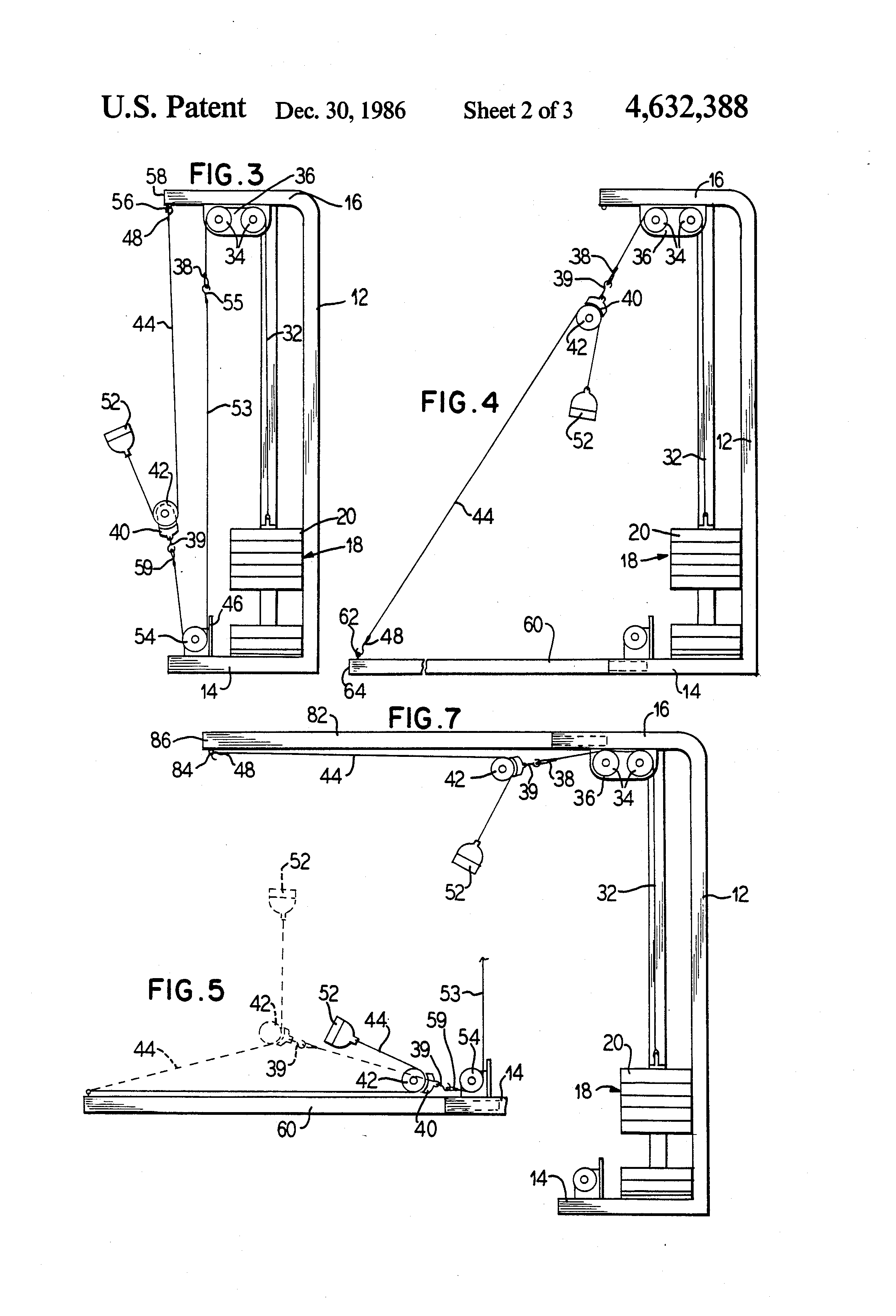 single cable pulley machine