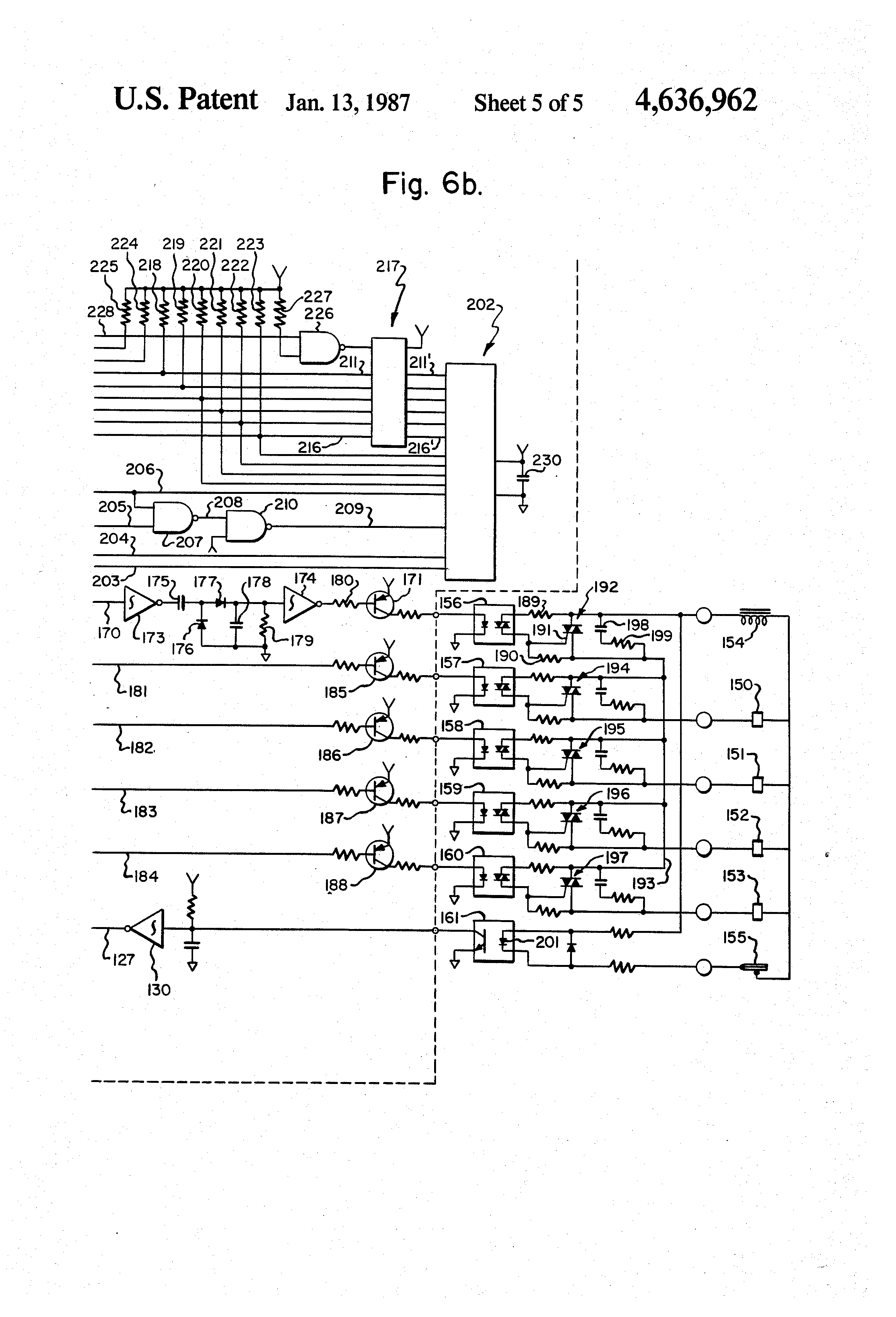 US4636962 on sensor control wiring diagrams