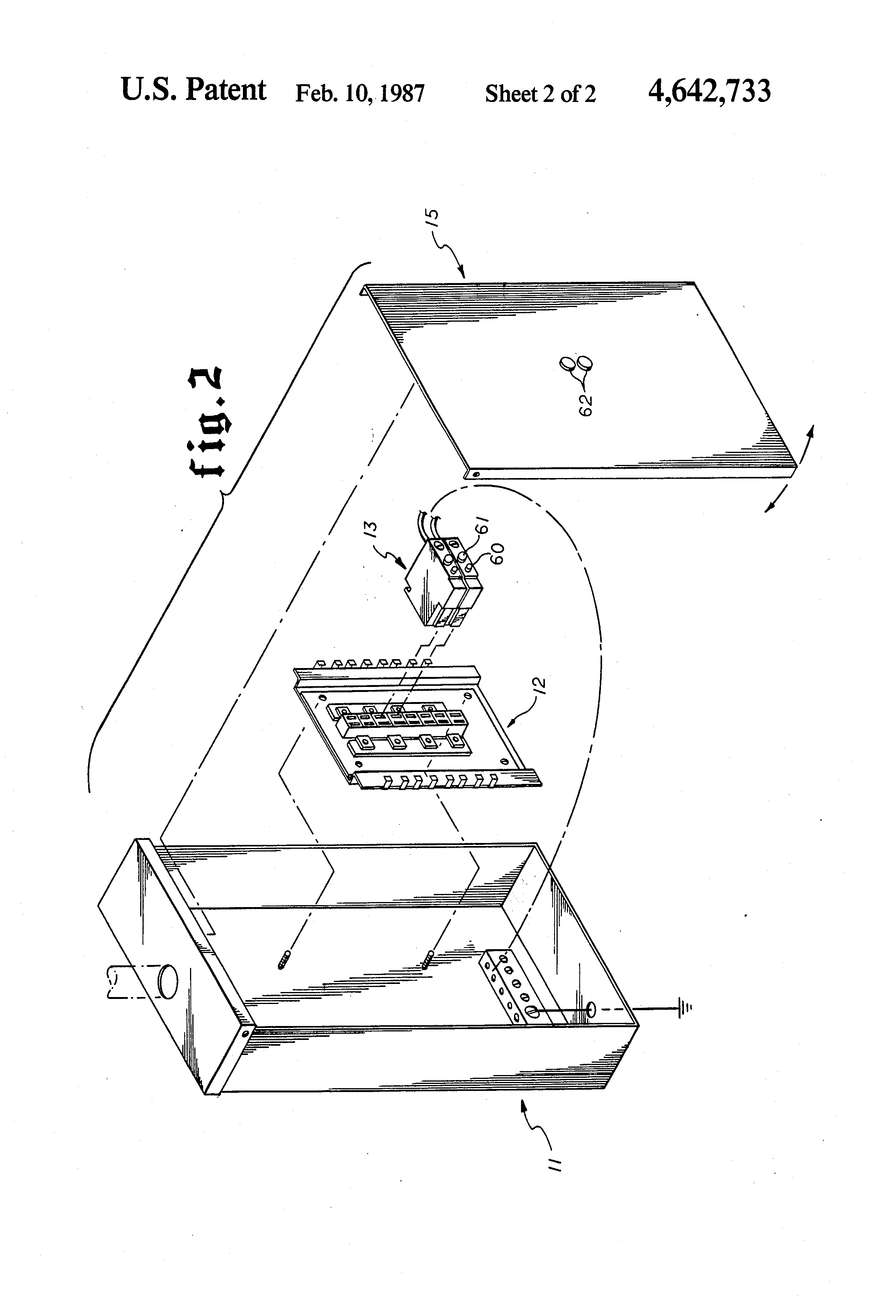 patent us4642733