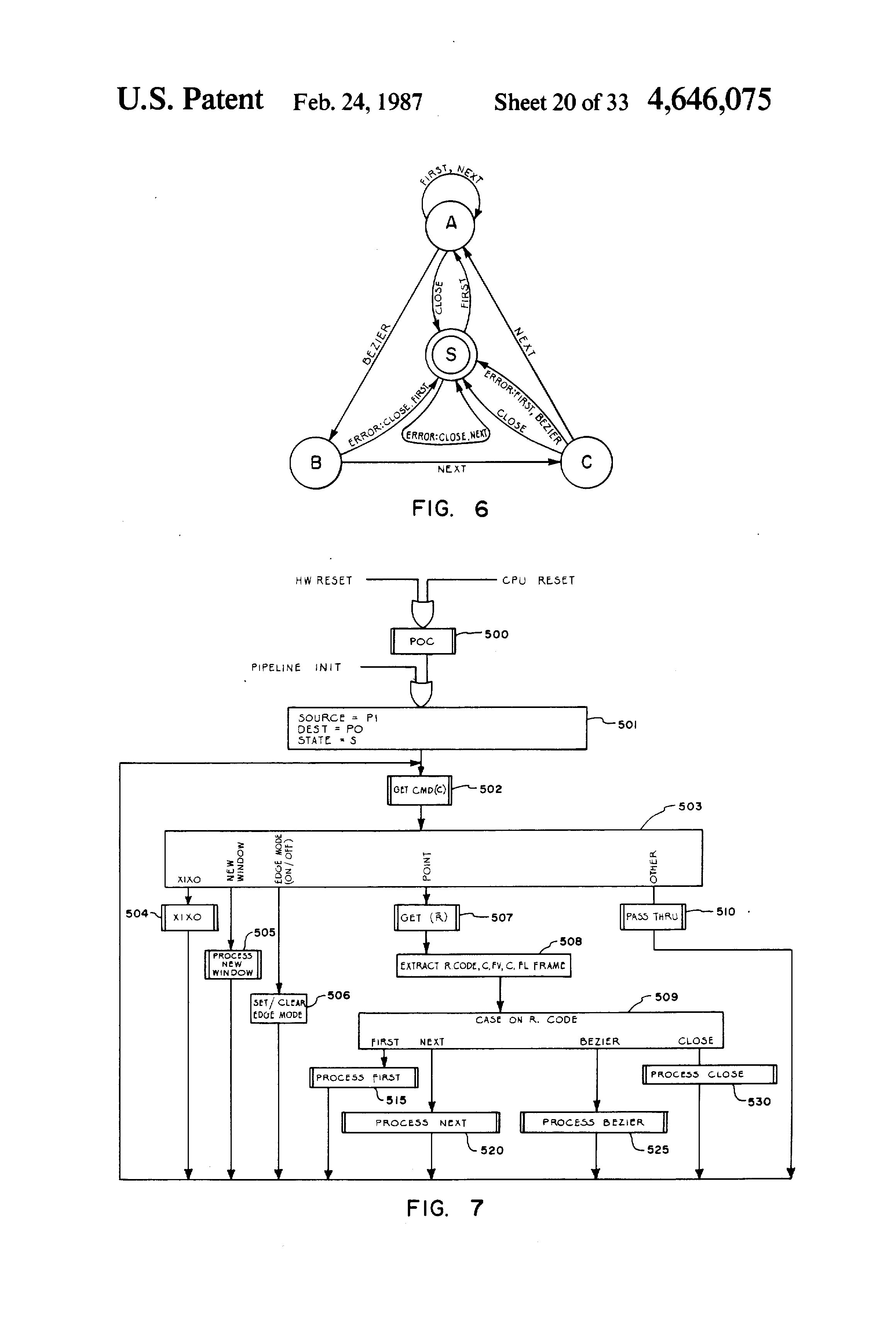 US4646075 21 patent us4646075 system and method for a data processing ford c4 neutral safety switch wiring diagram at panicattacktreatment.co