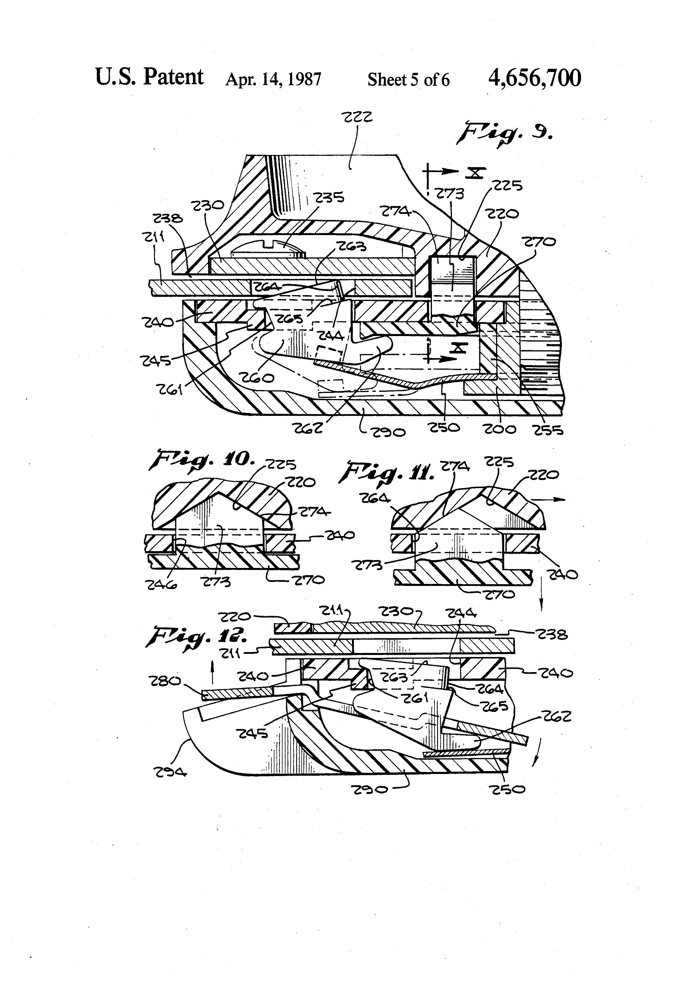 patent us4656700