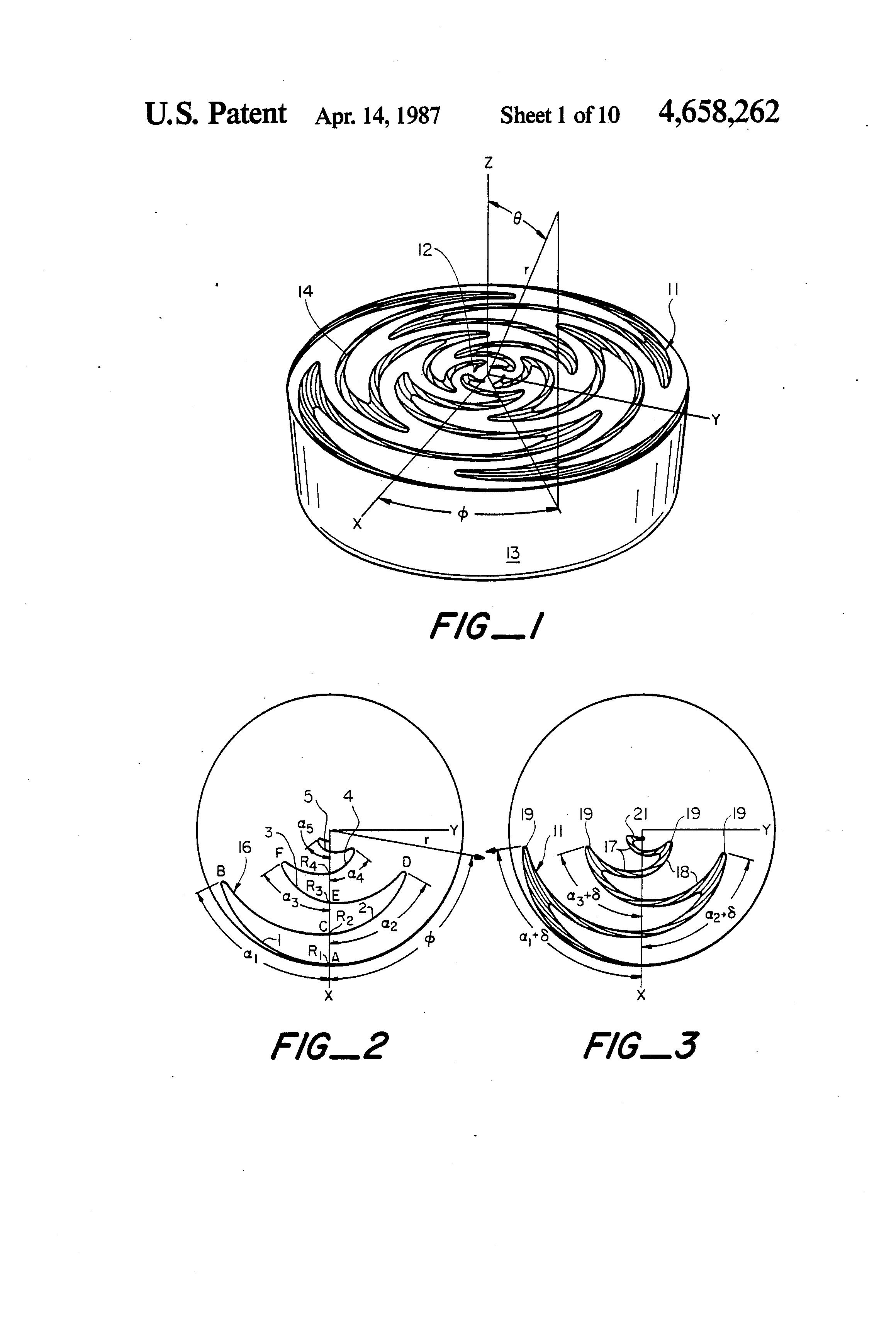 patent us4658262