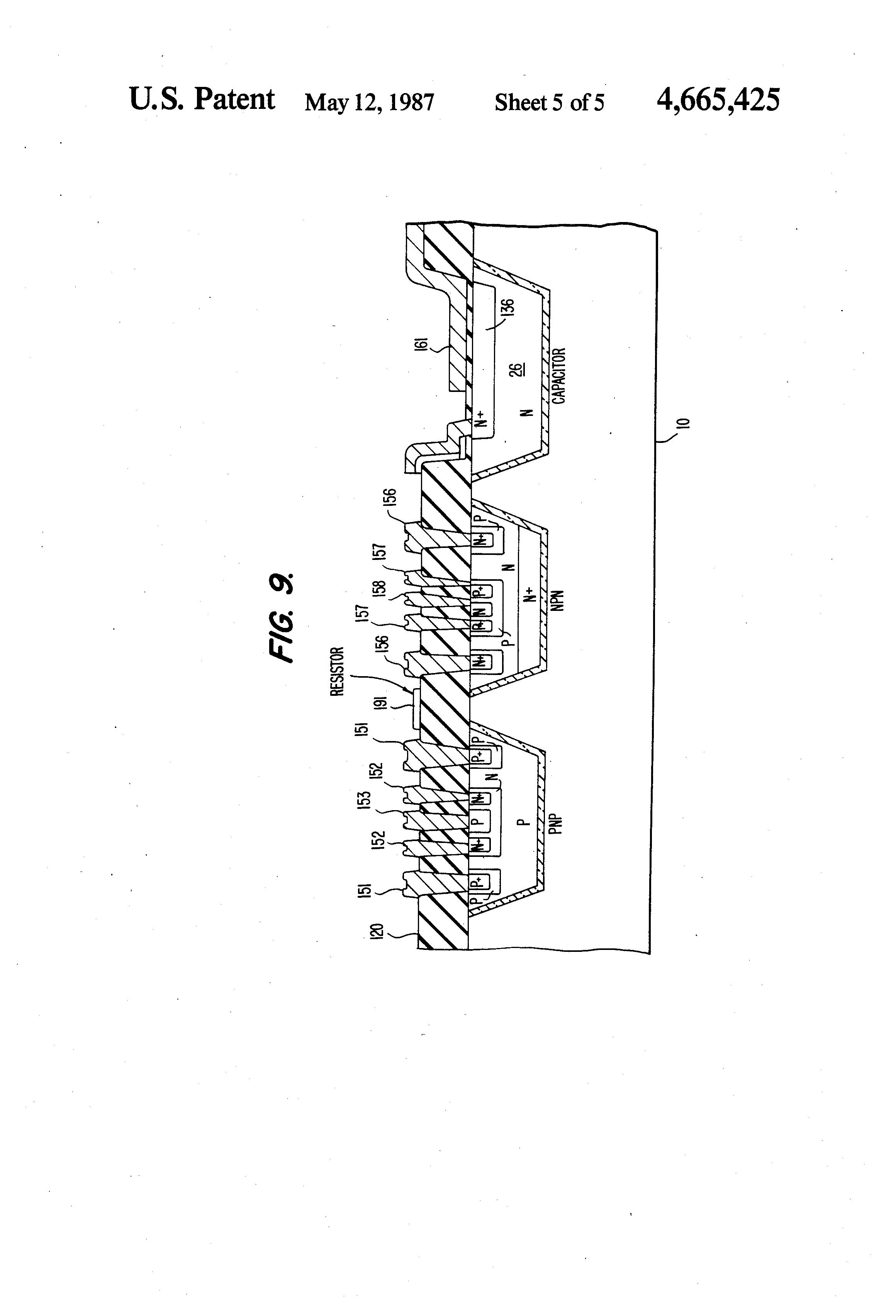 patent us4665425