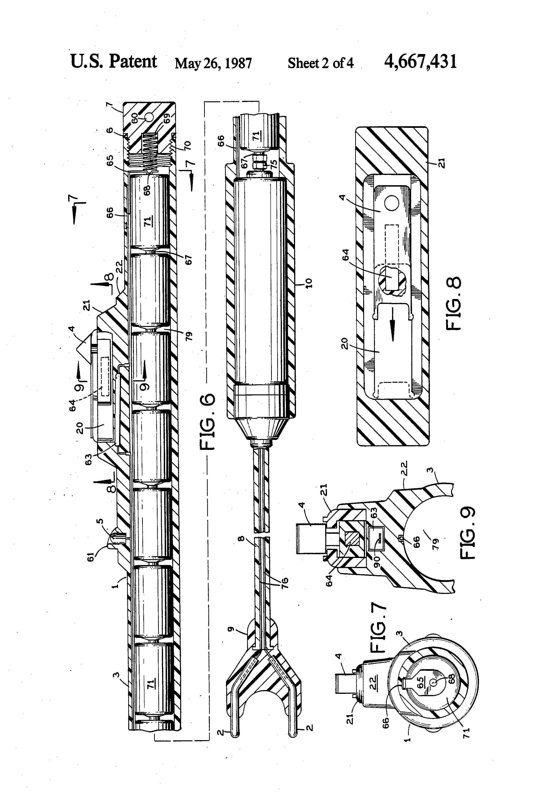 patent us4667431 - shark prod