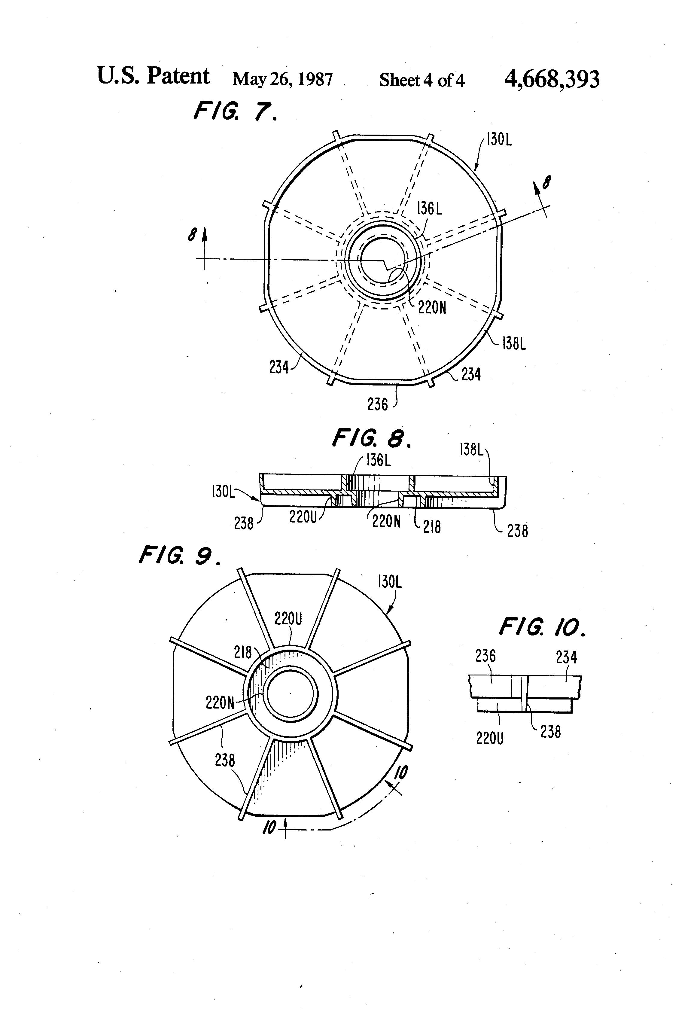patent us4668393