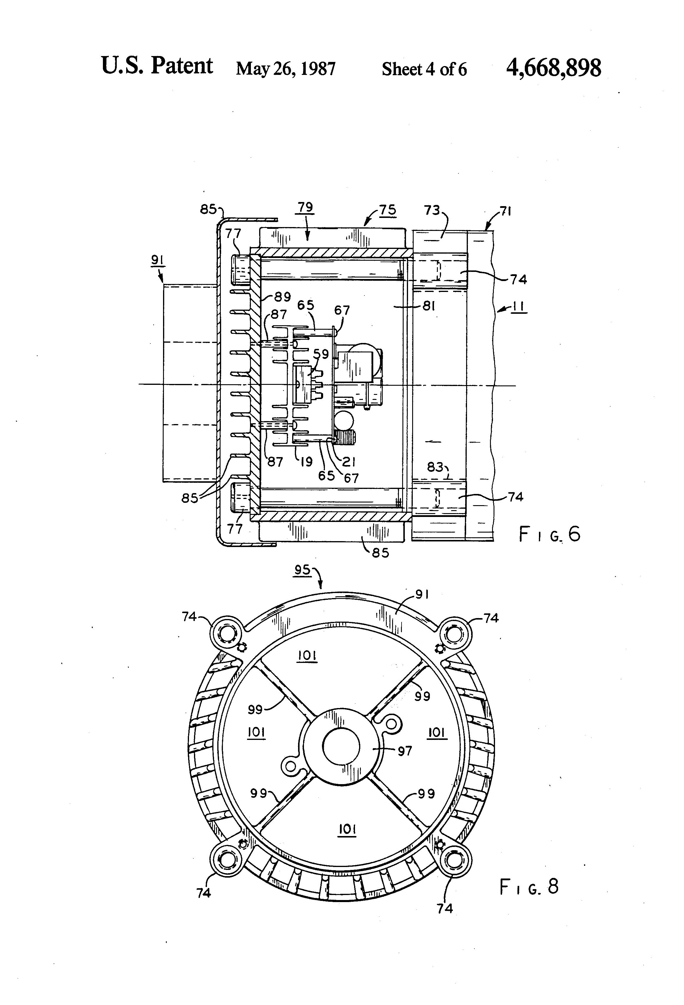 patent us4668898