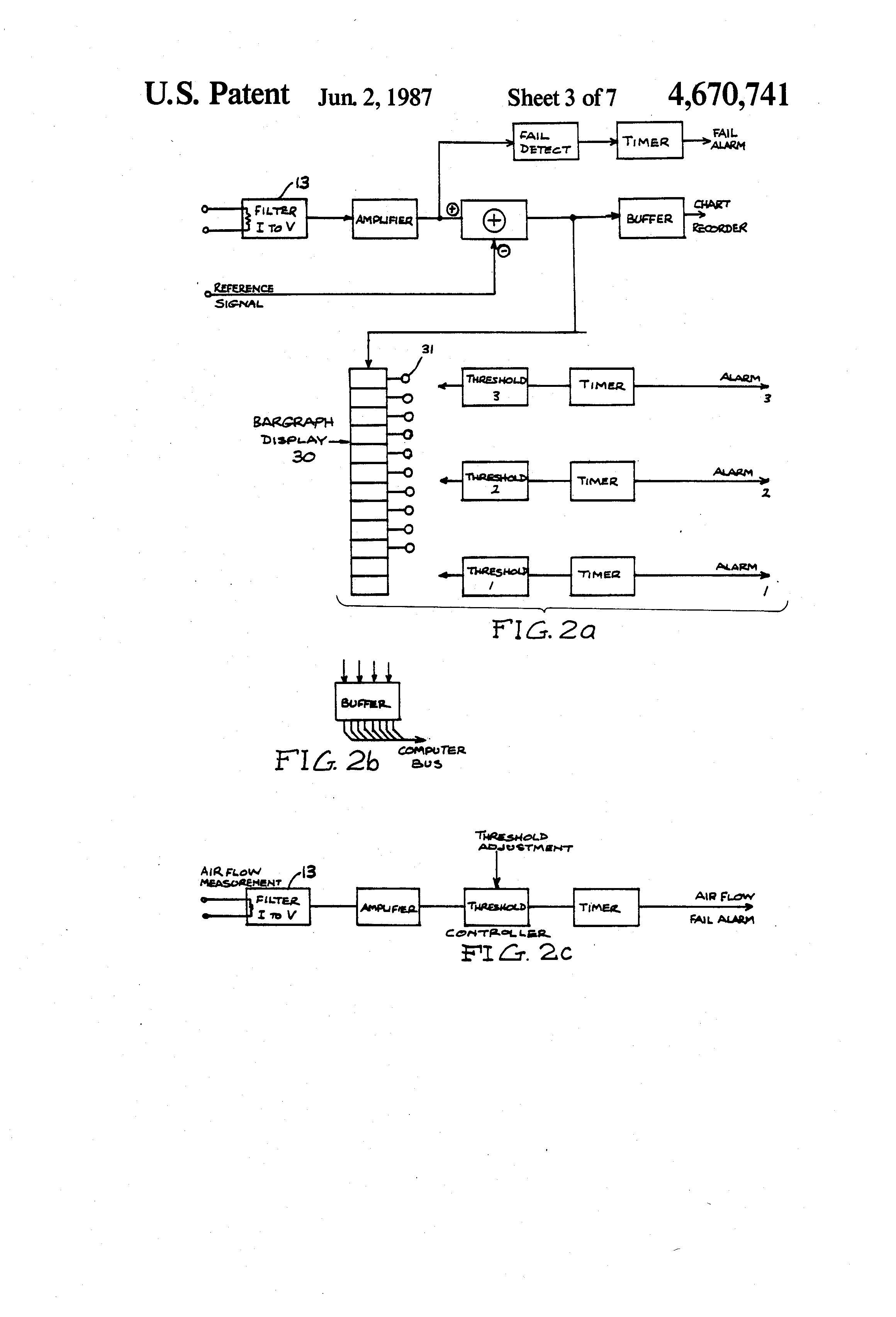 Patent Us4670741 Smoke Detection Apparatus Google Patents Source Flash Tube Circuit Drawing
