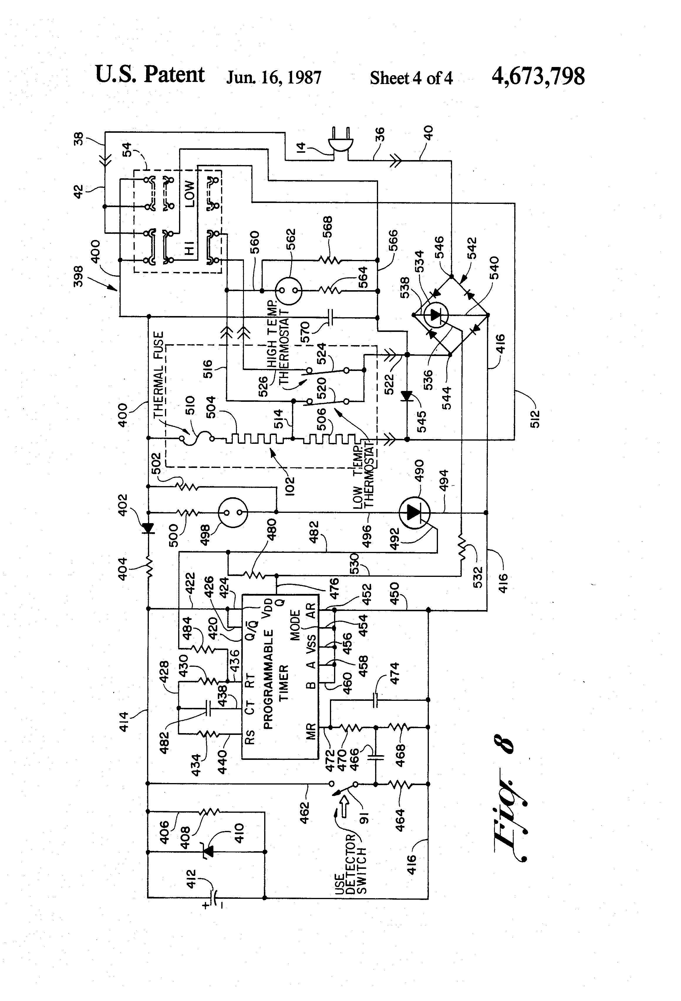 patent us4673798
