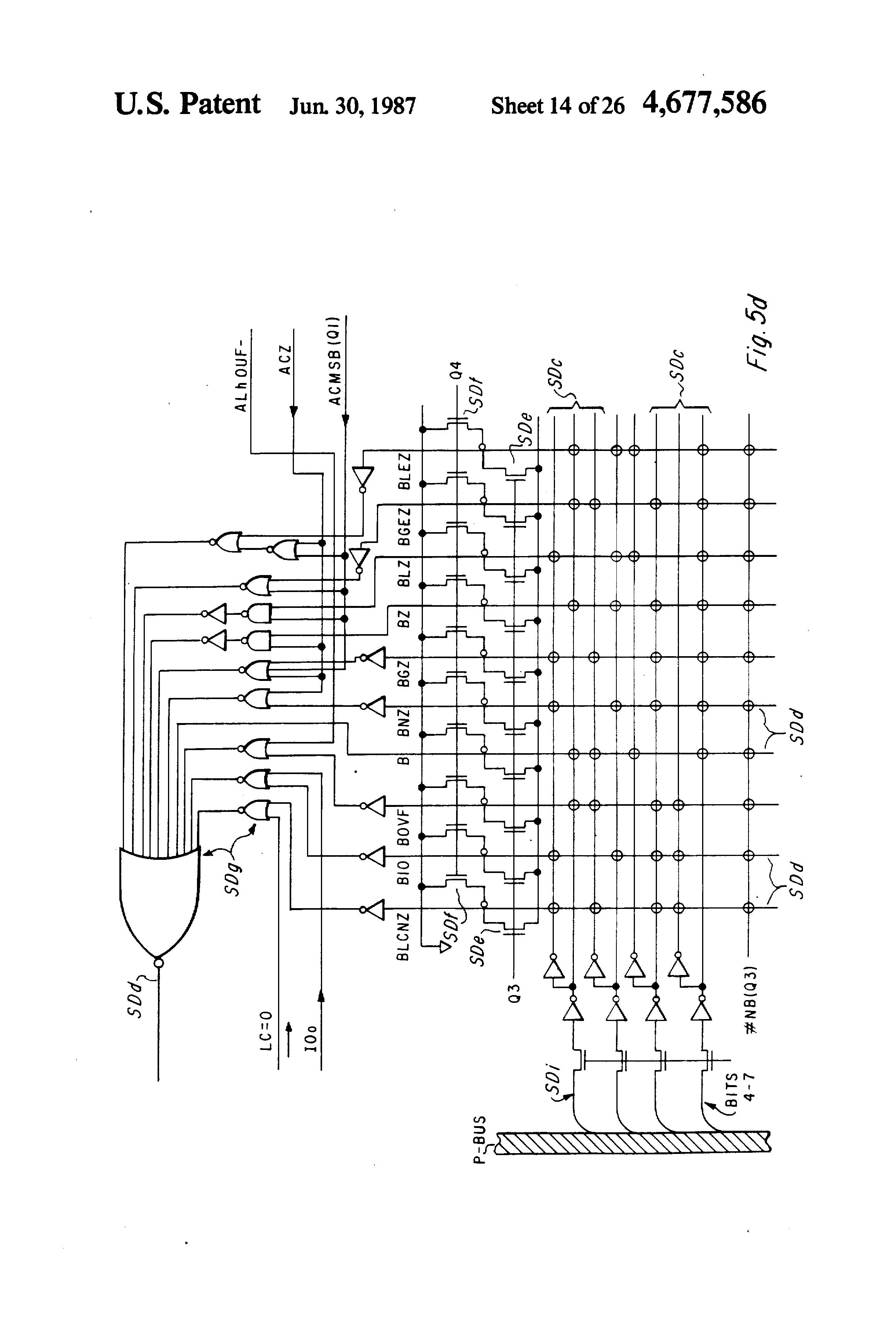 patent us4677586