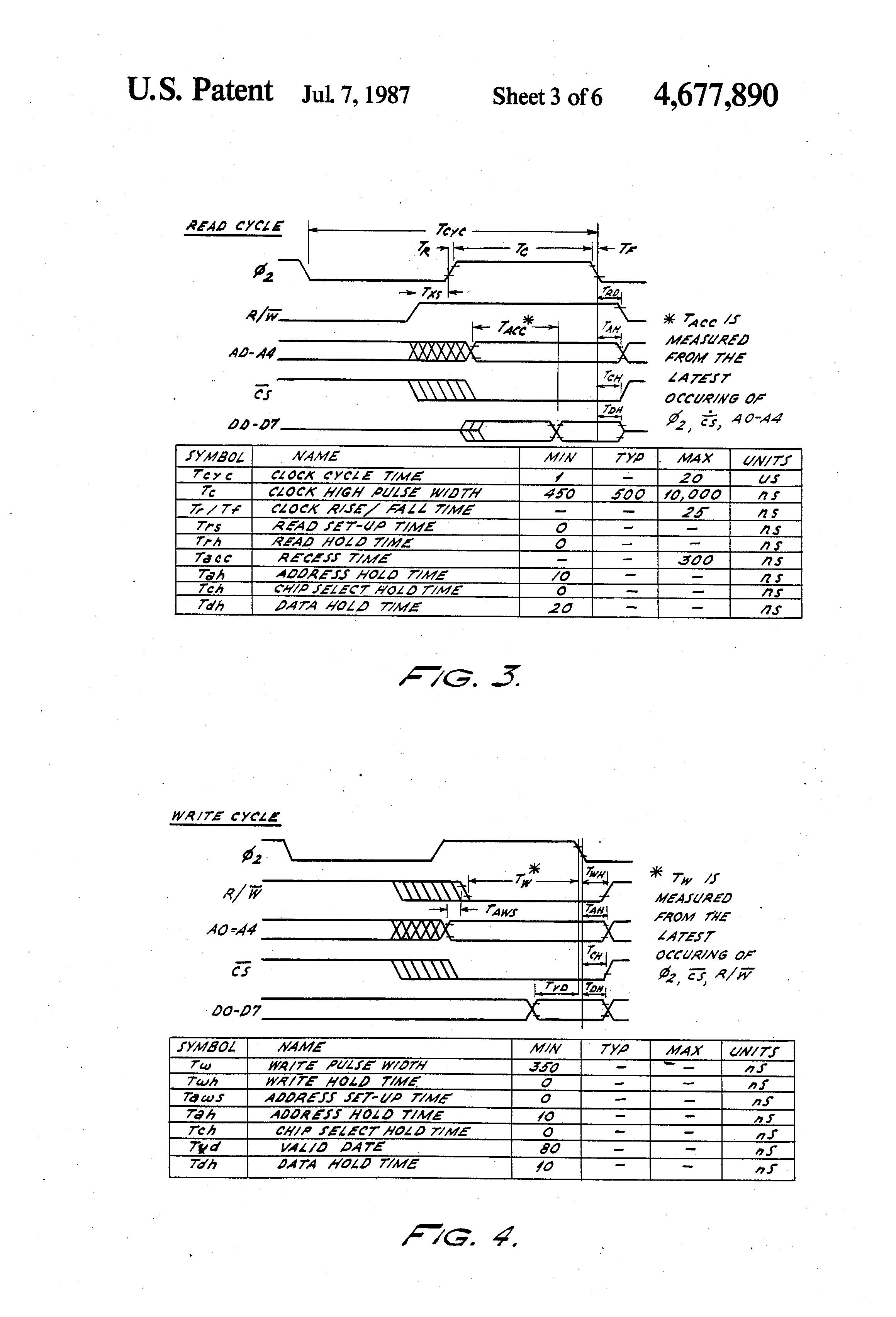 patent us4677890 - sound interface circuit