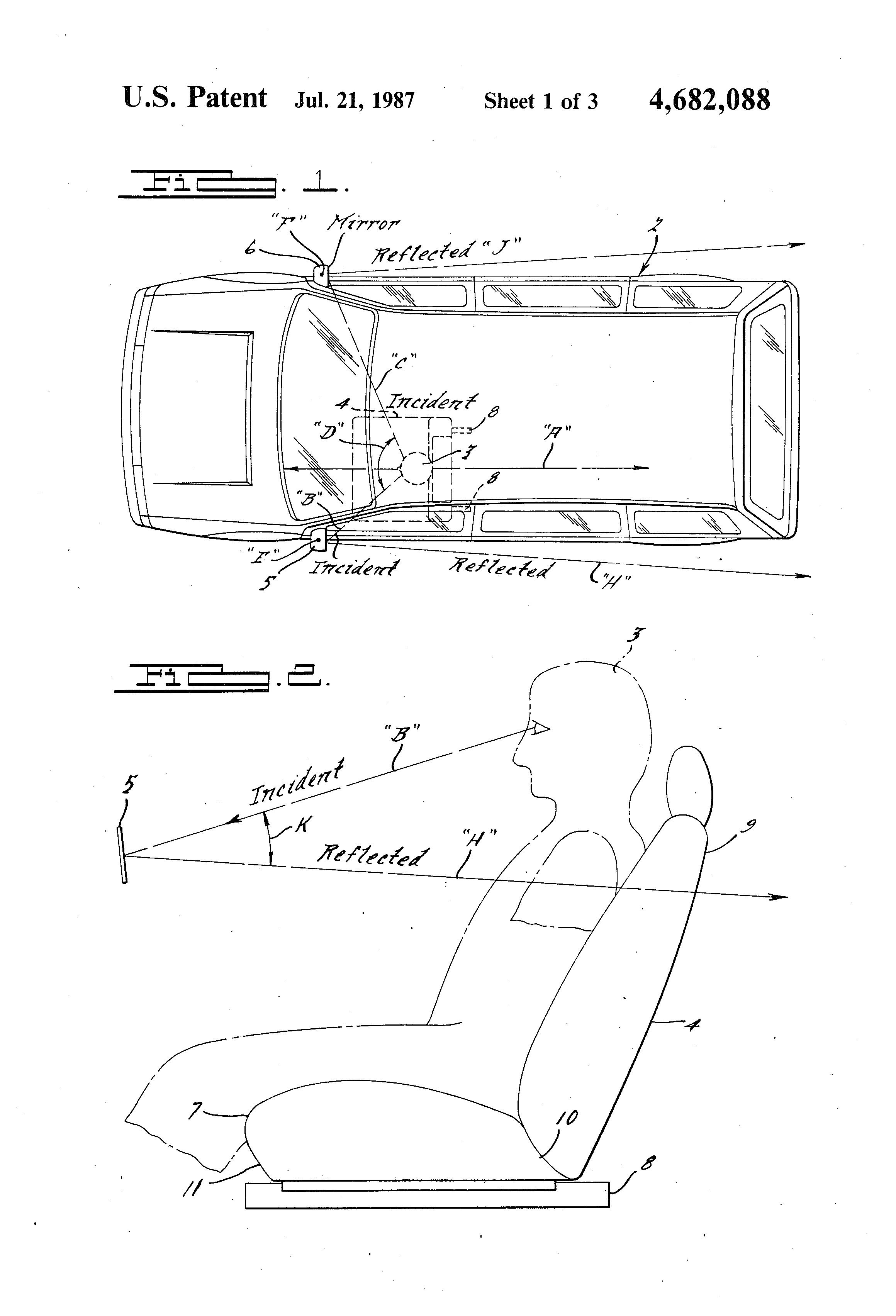 patent us4682088