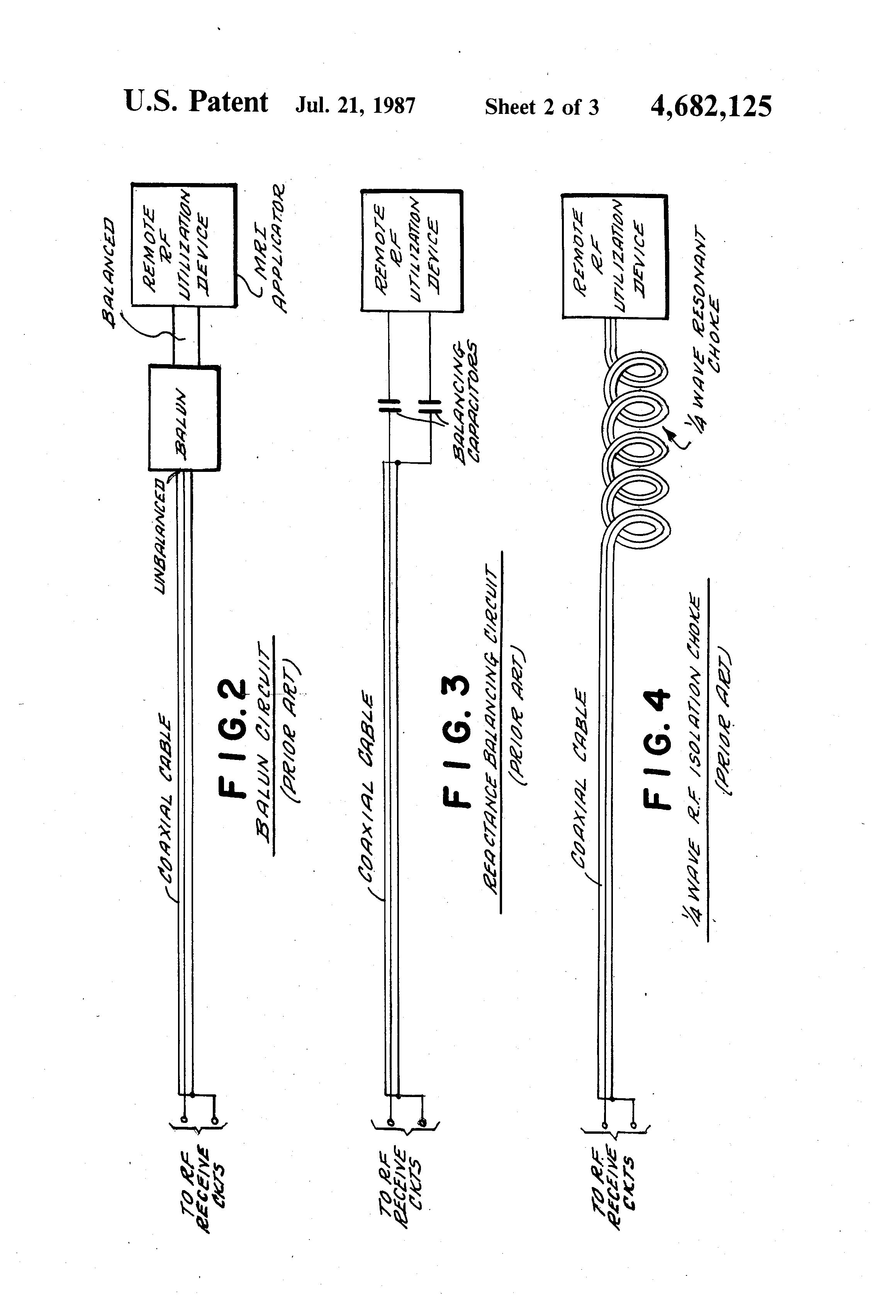 patent us4682125