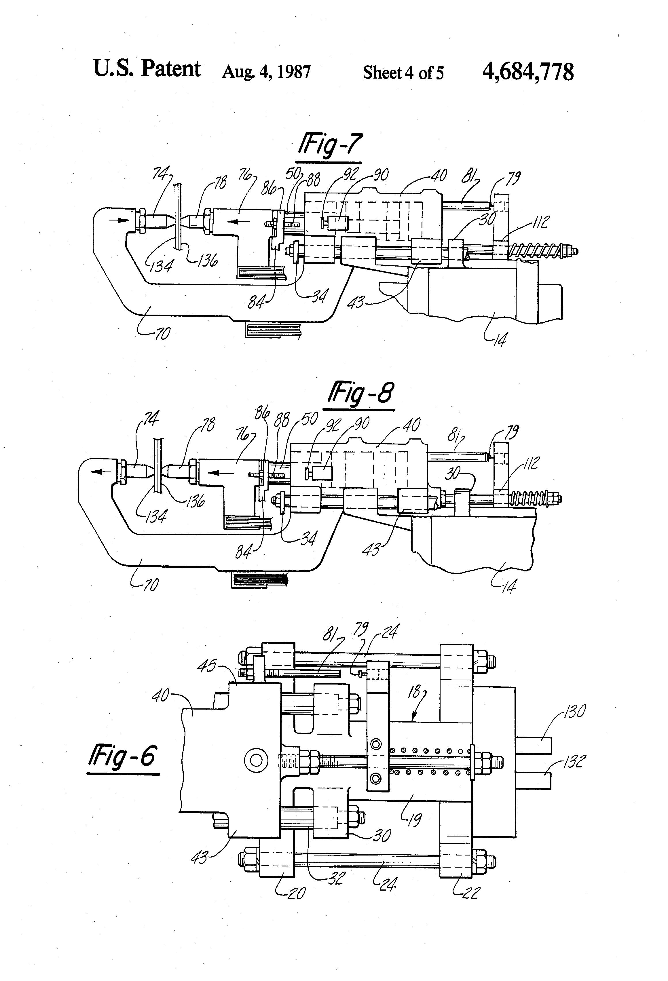 patent us4684778