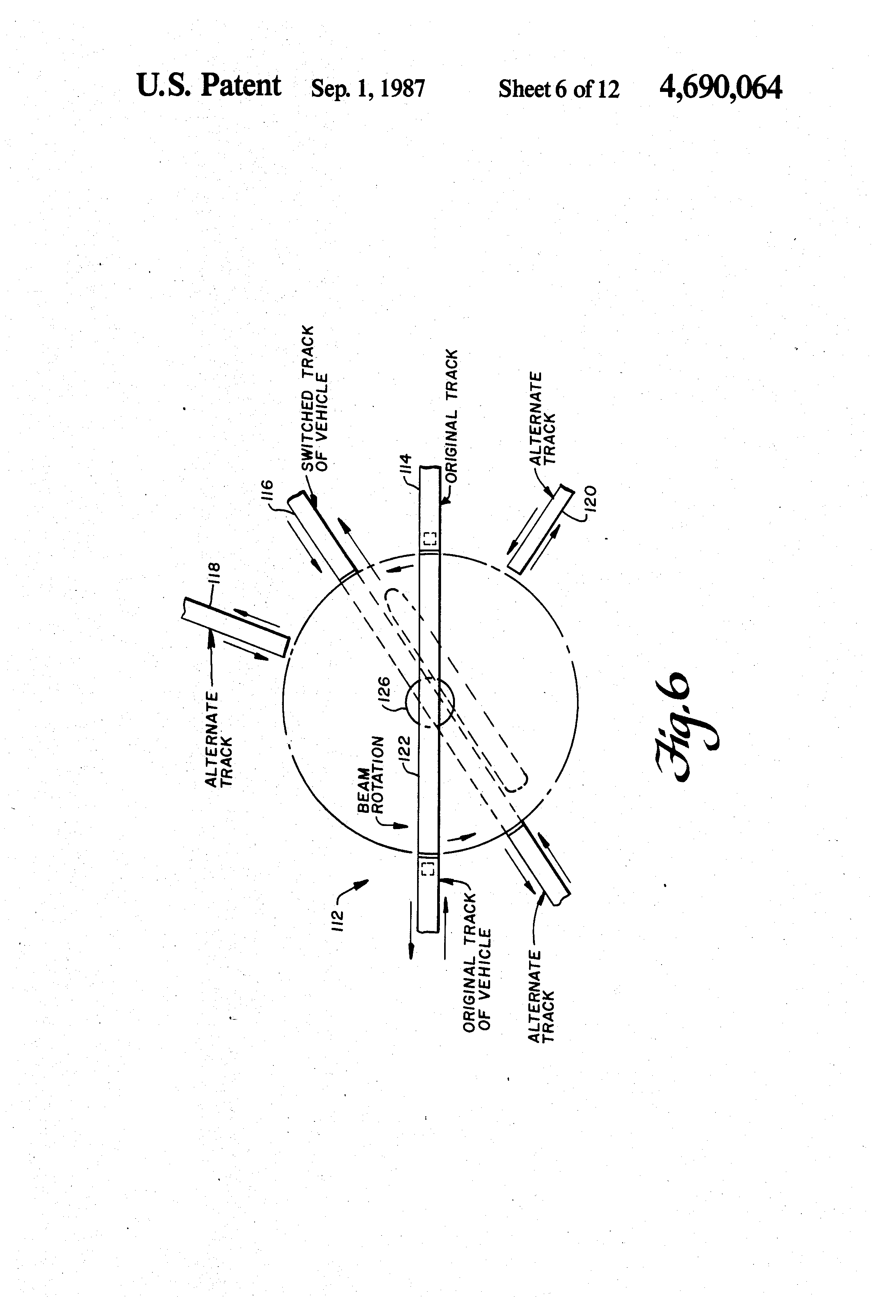 Spectacular Patent Drawing