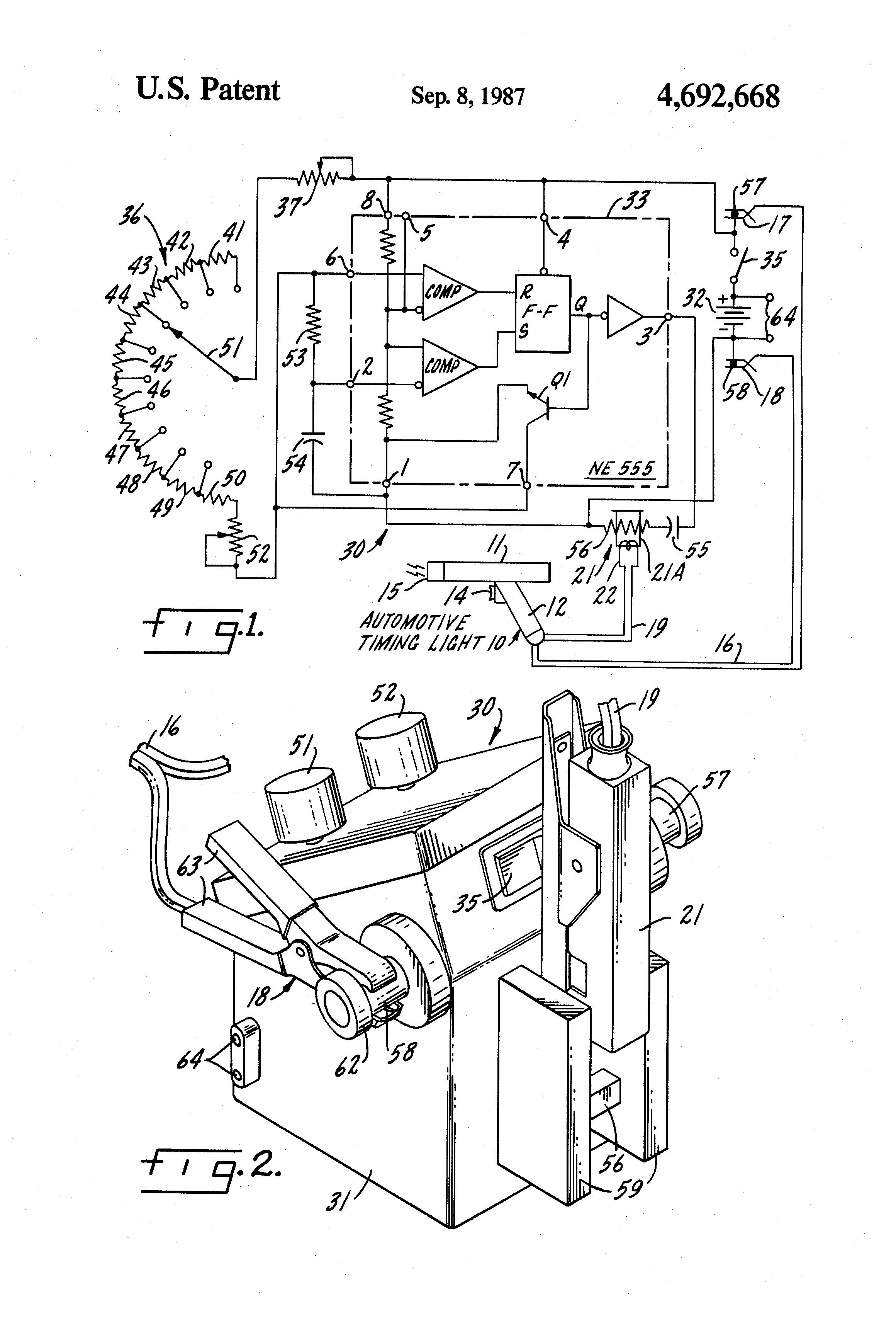 patent us4692668