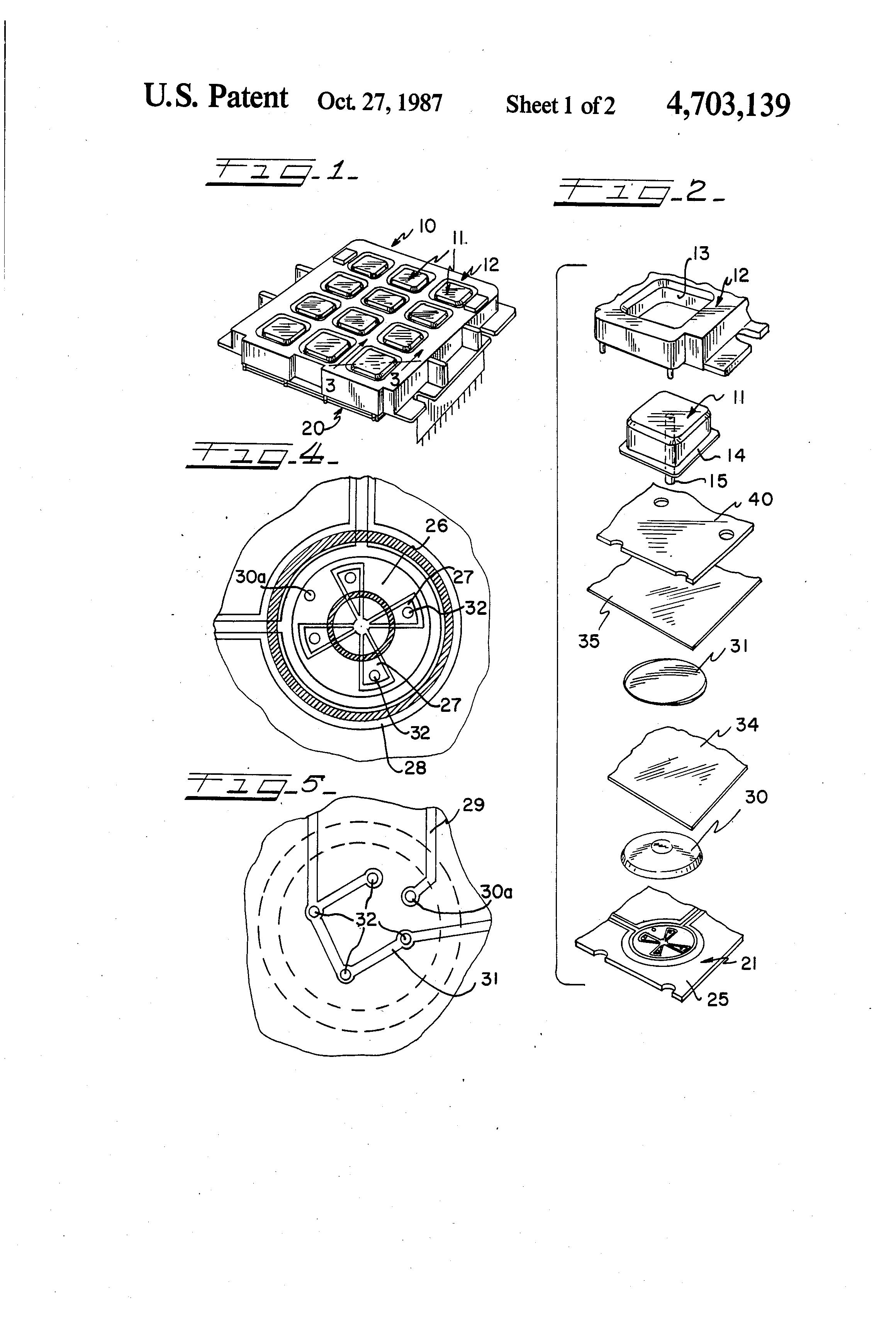 patent us4703139