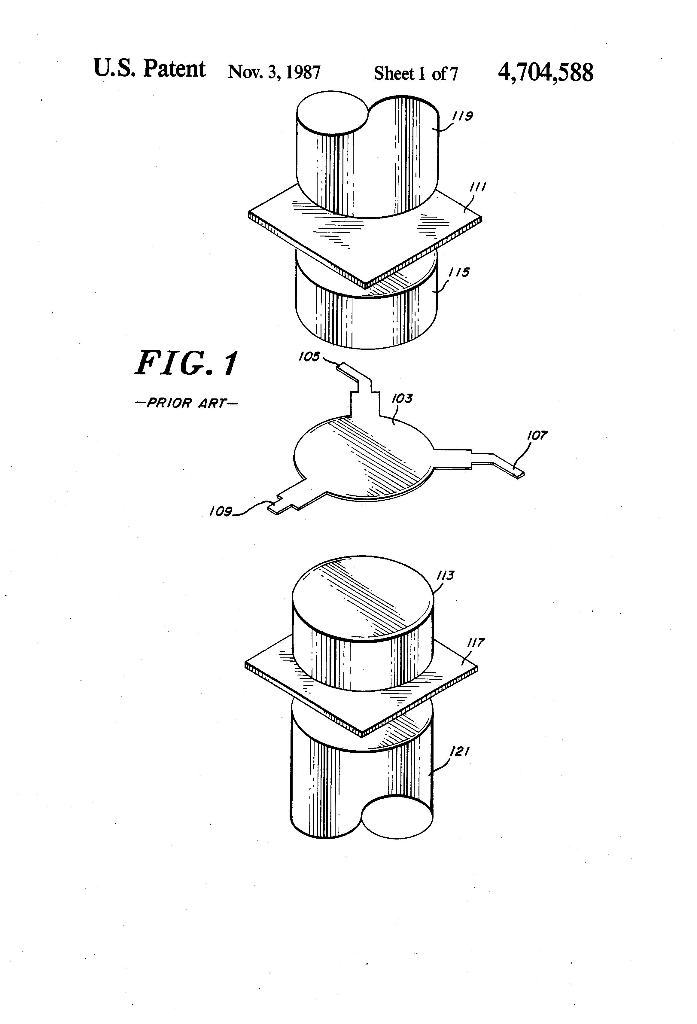 patent us4704588