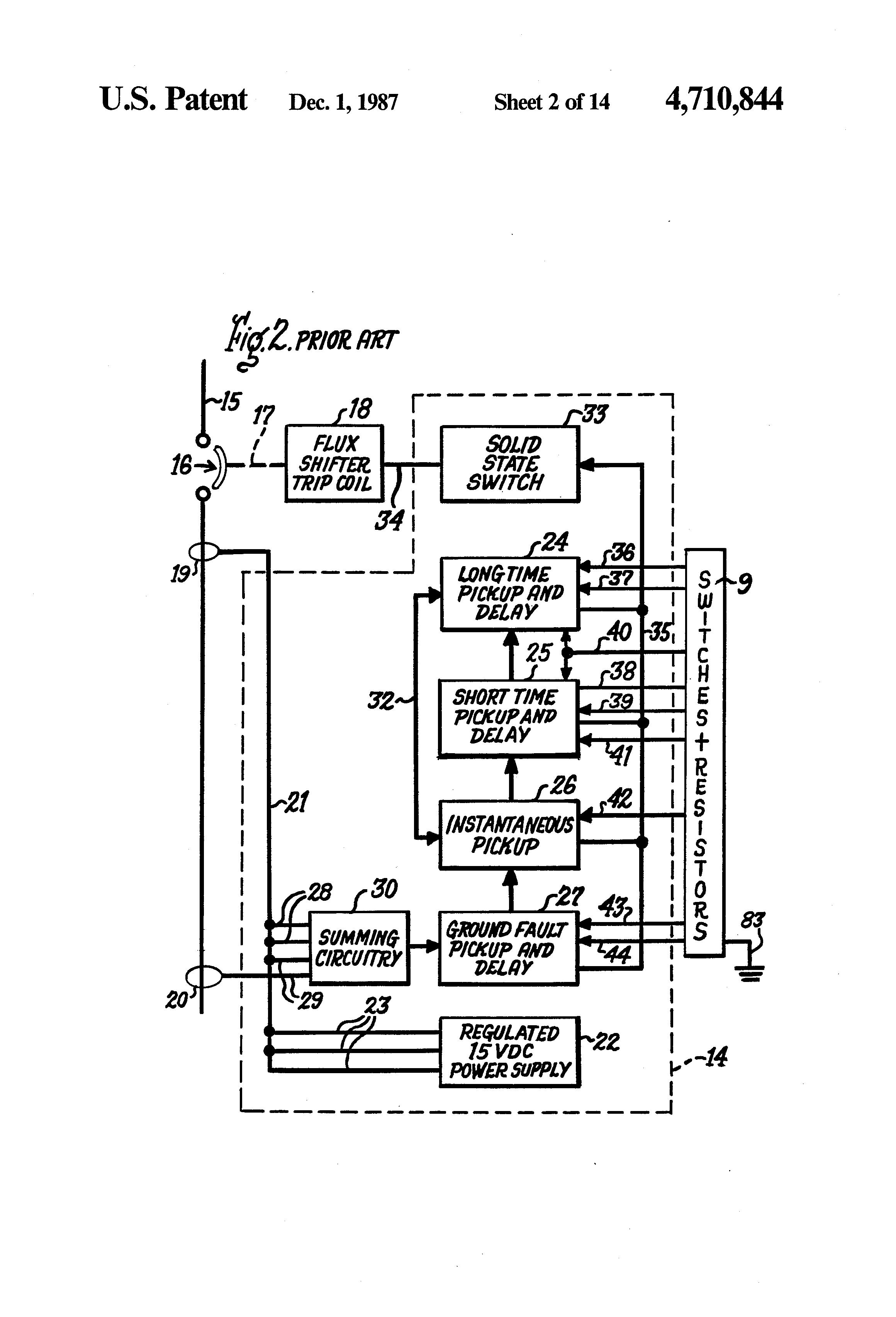 patent us4710844