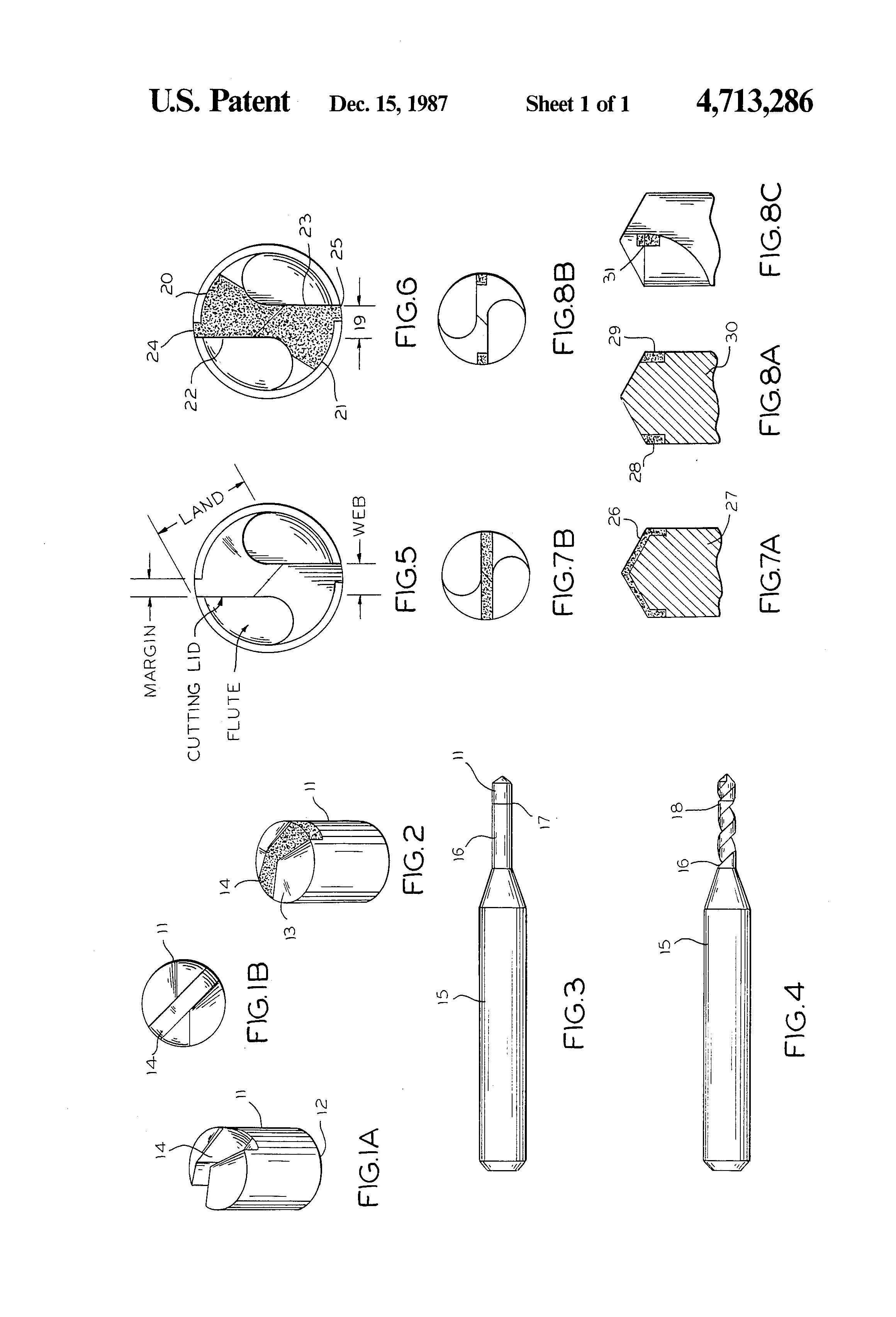 patente us4713286