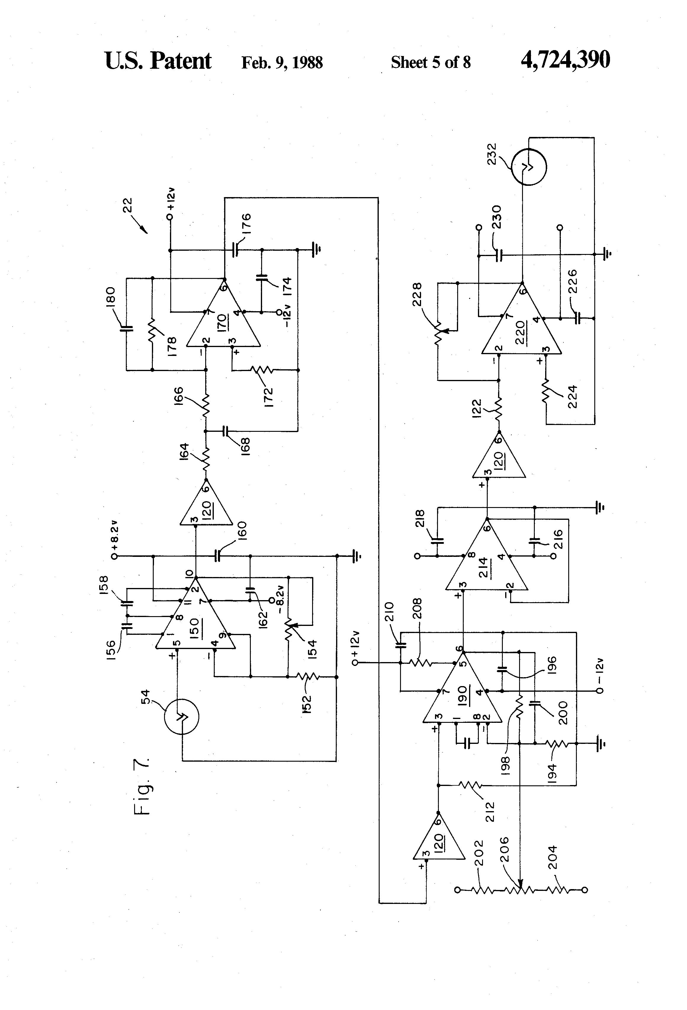 patent us4724390