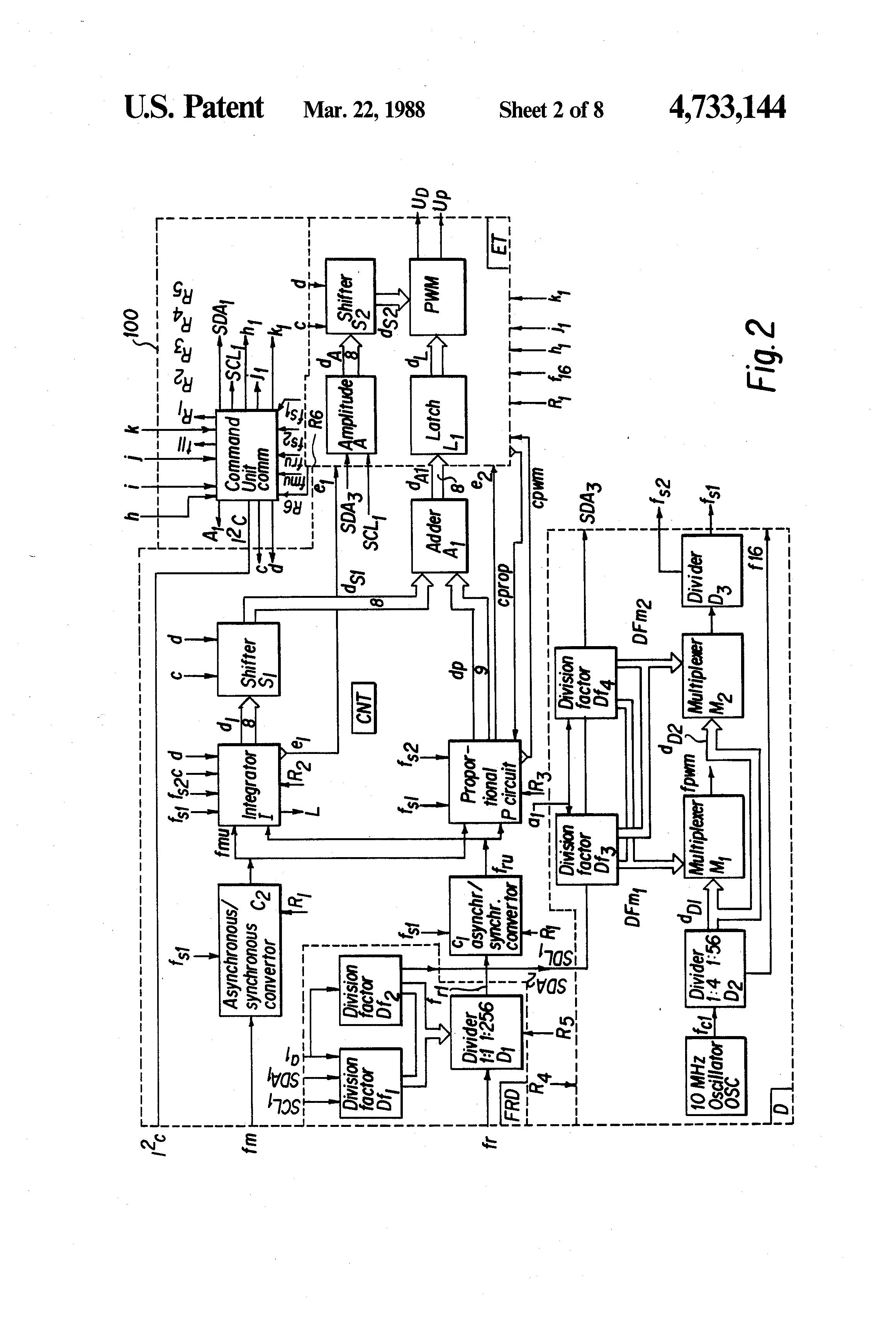 patent us4733144