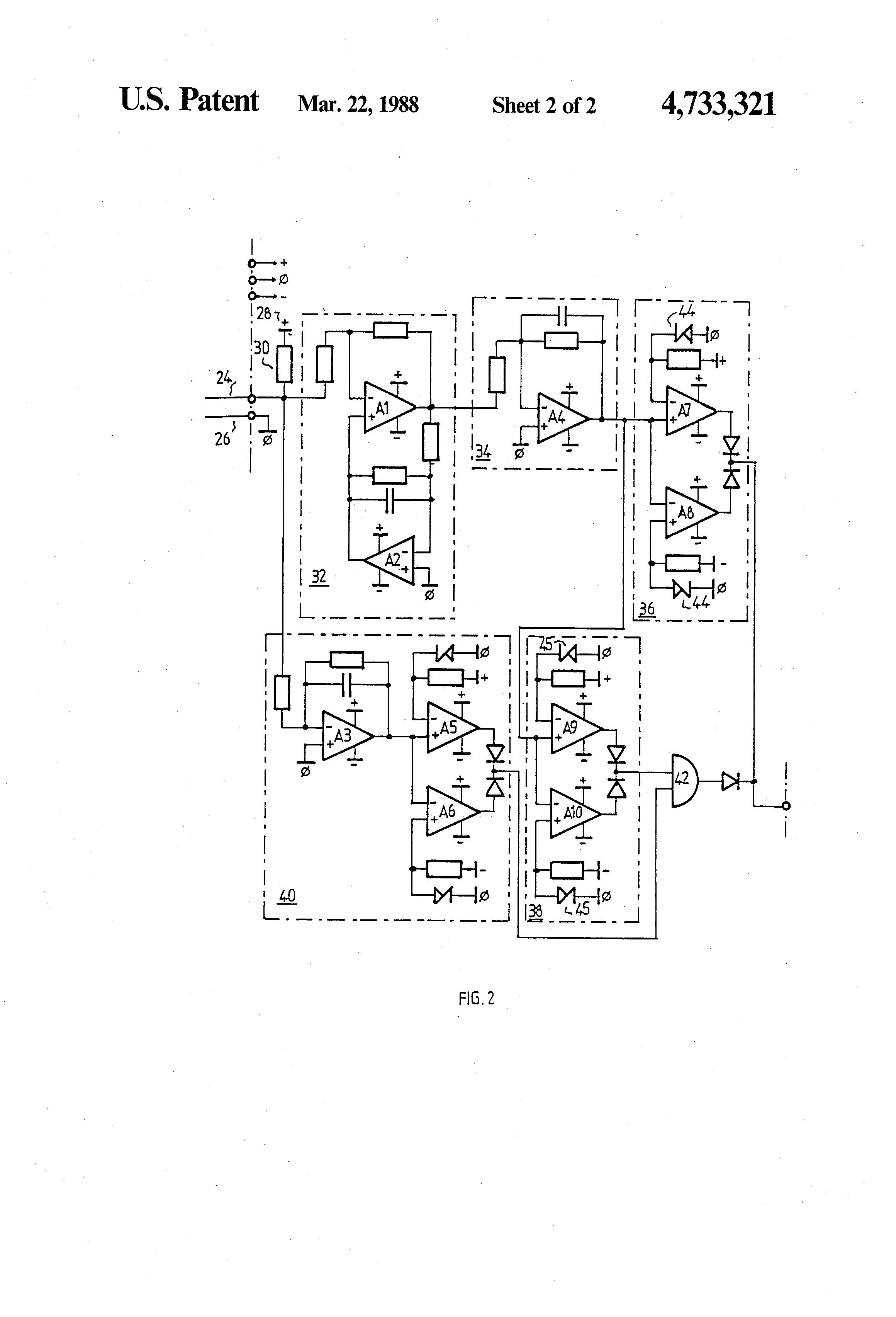 patent us4733321