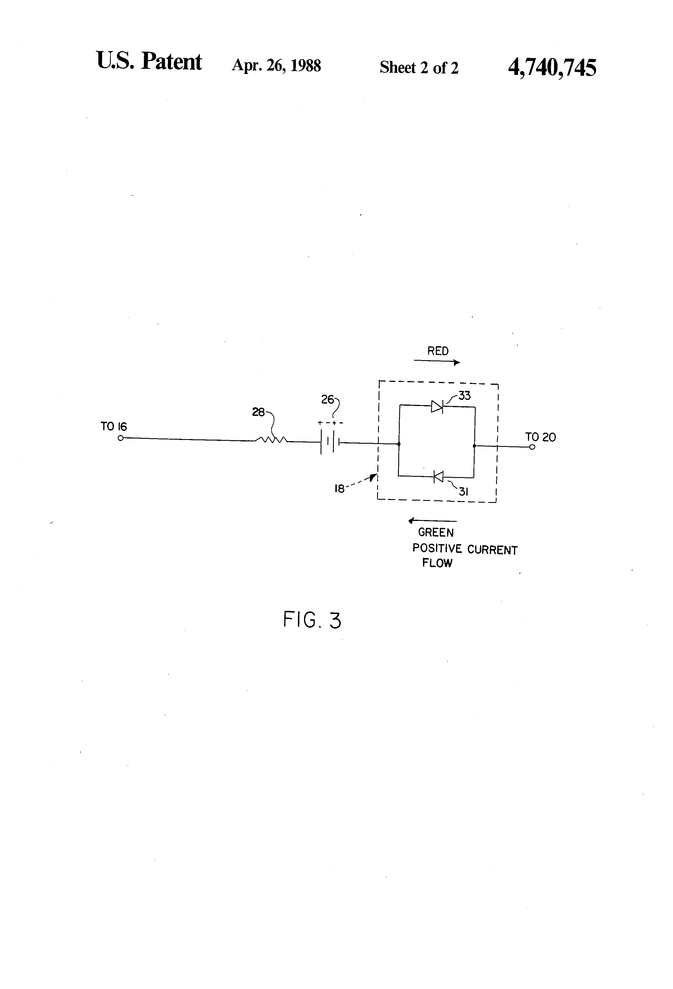 Patent Us4740745 Polarity And Continuity Tester For Primary Circuit Schematic Drawing