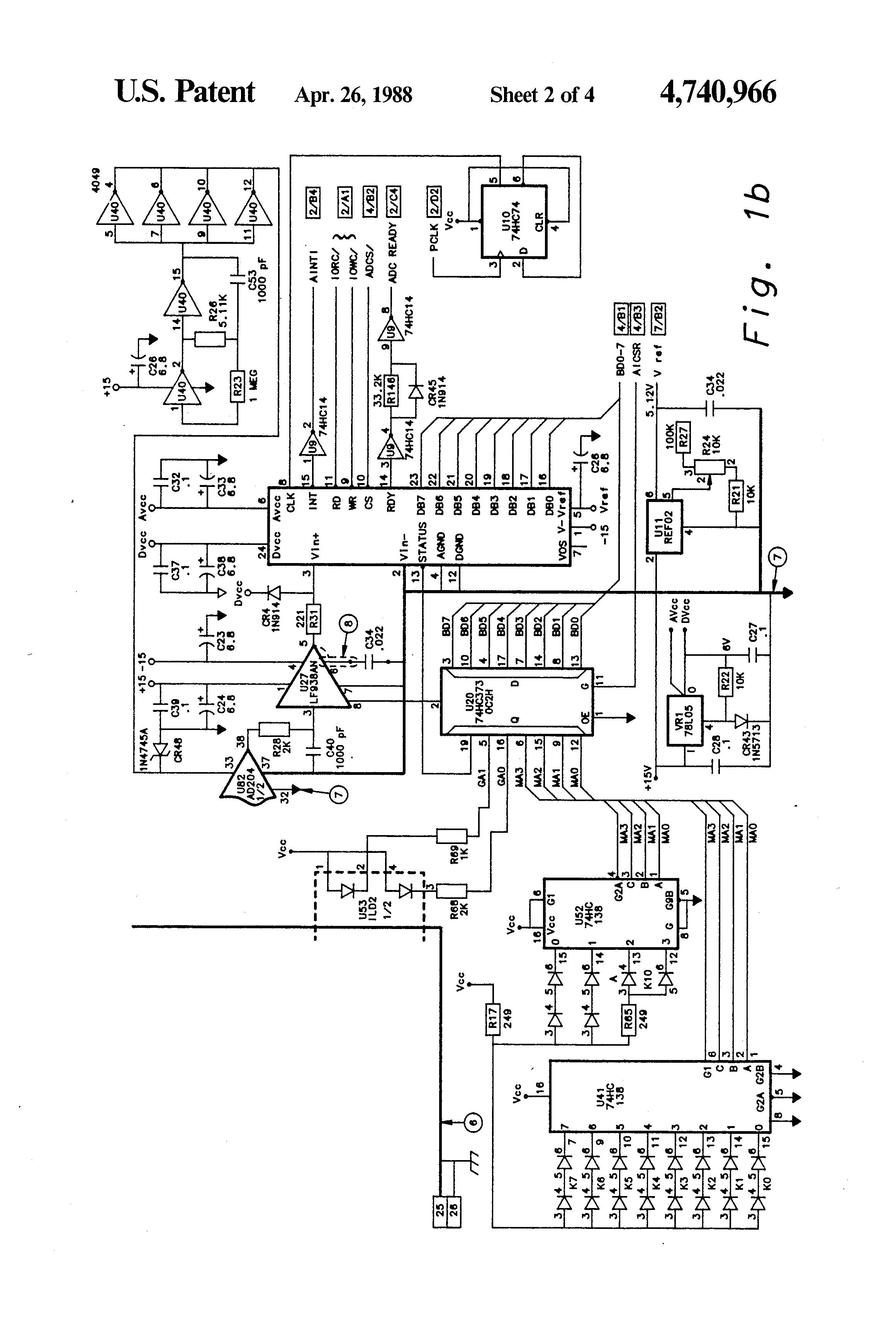 patent us4740966