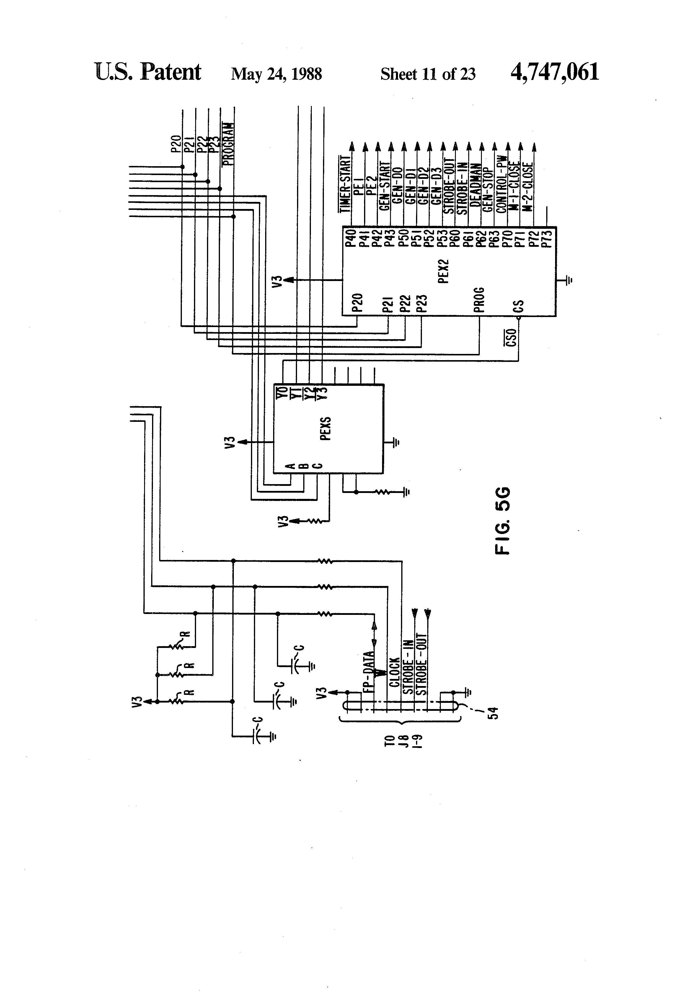 US4747061 11 patent us4747061 automatic transfer switch for a wide range of Basic Electrical Wiring Diagrams at virtualis.co