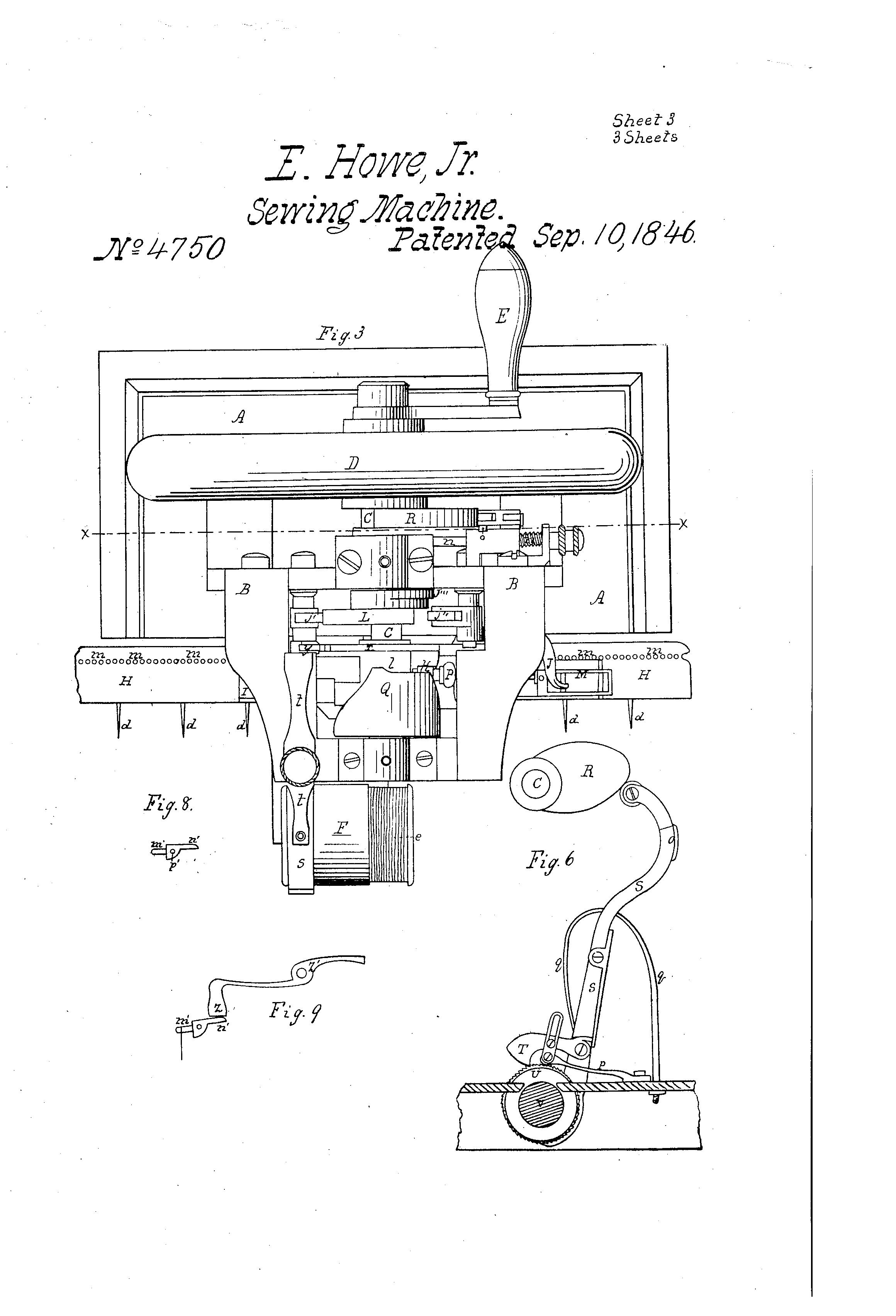 Machine (patent)
