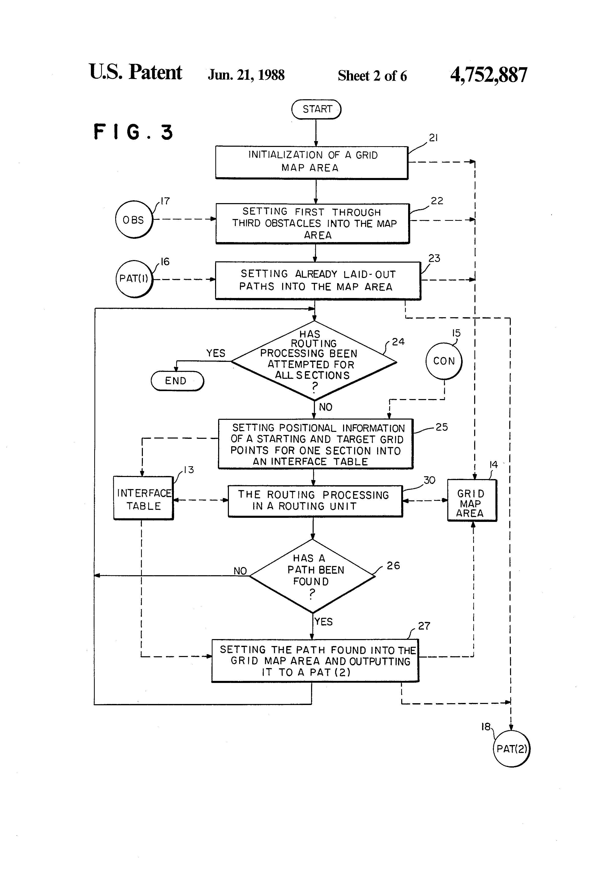 patent us4752887