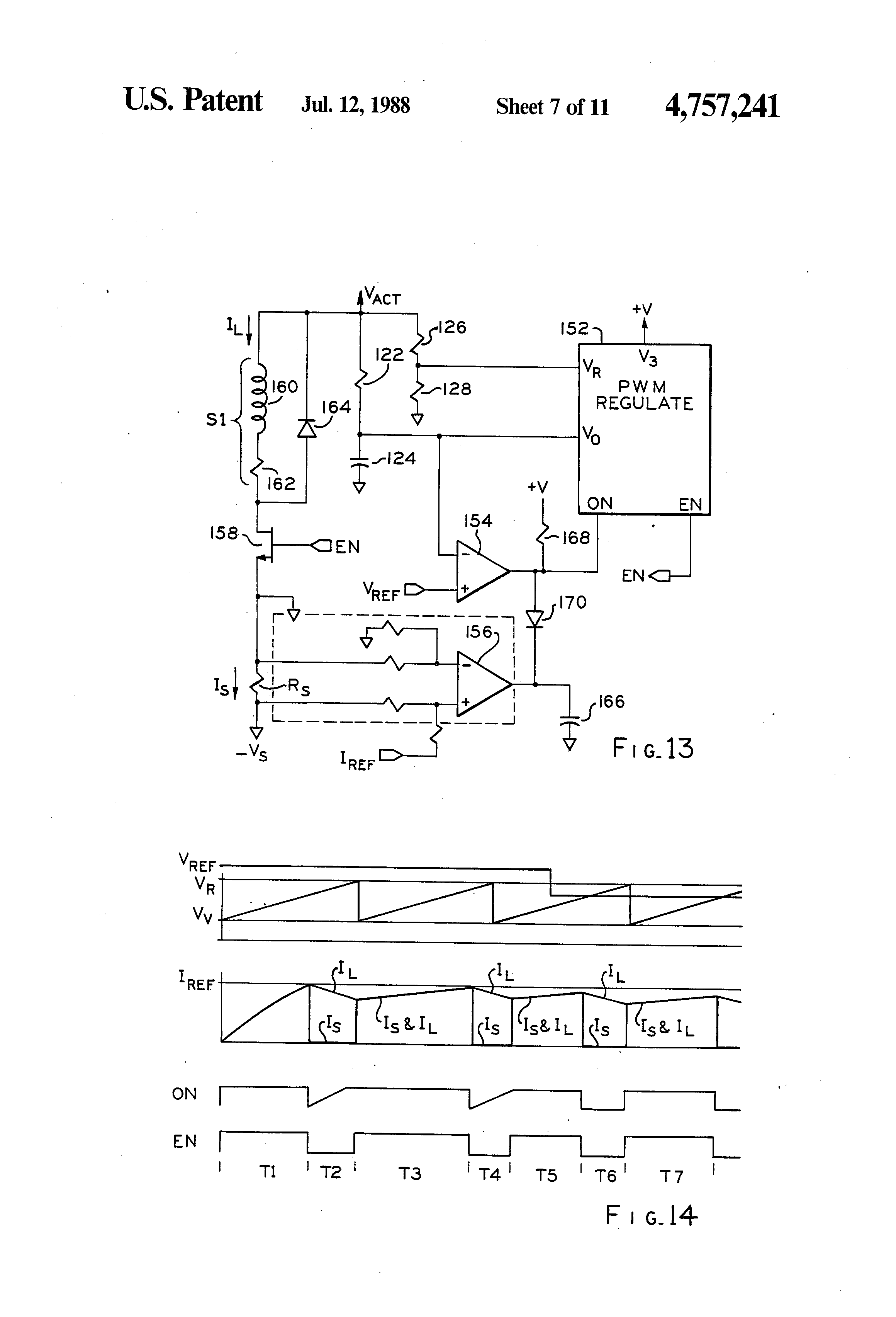 Patent Us4757241 - Pwm System For Ecm Motor