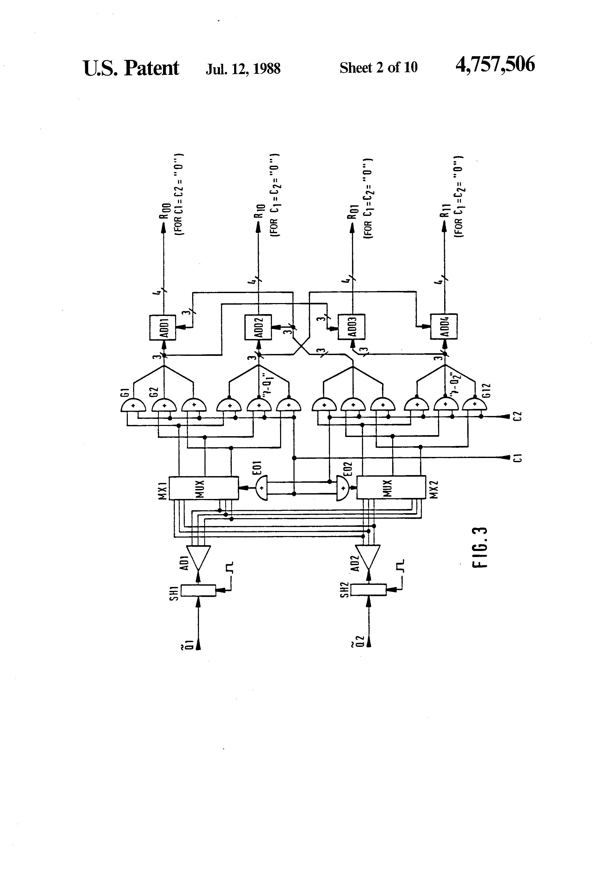 patent us4757506