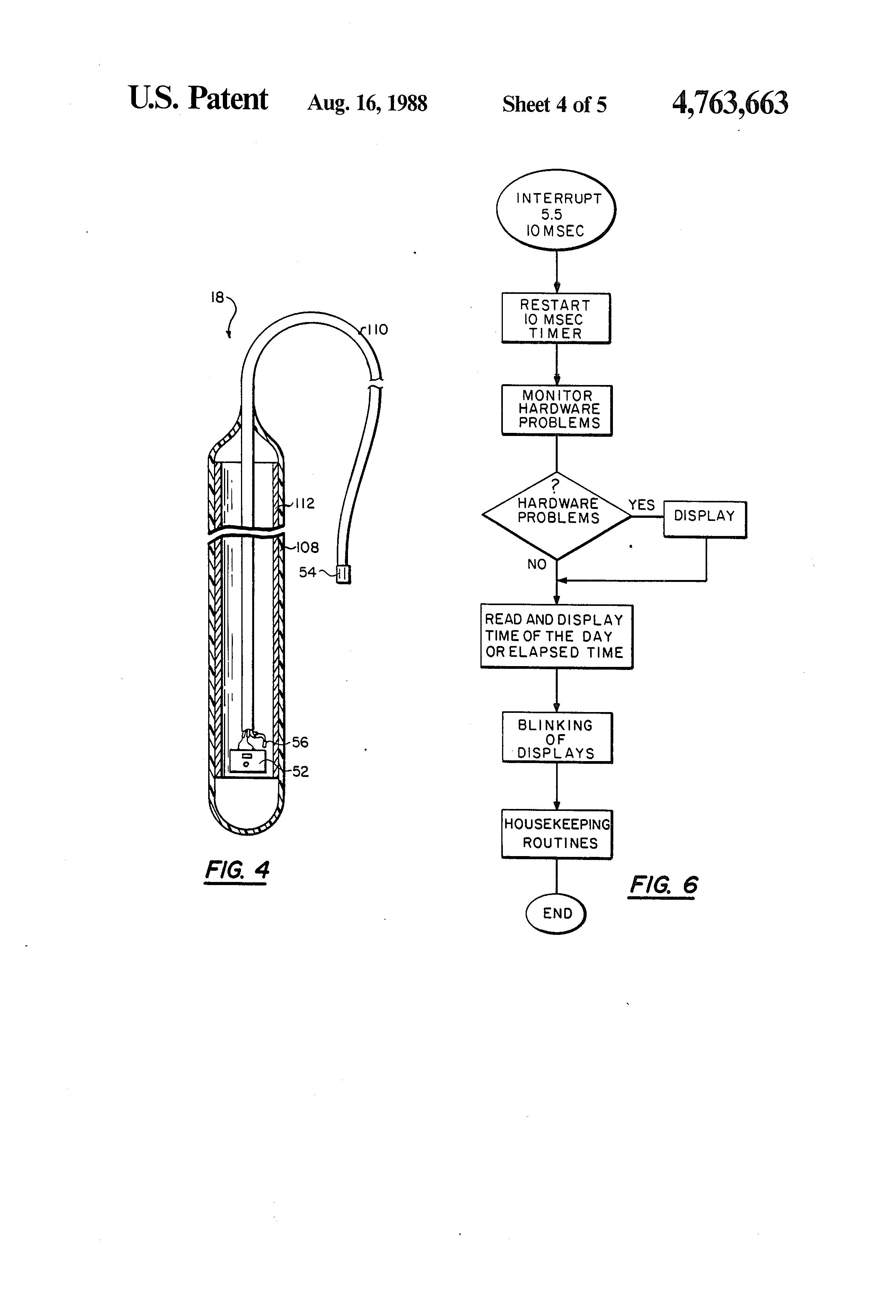 patent us4763663