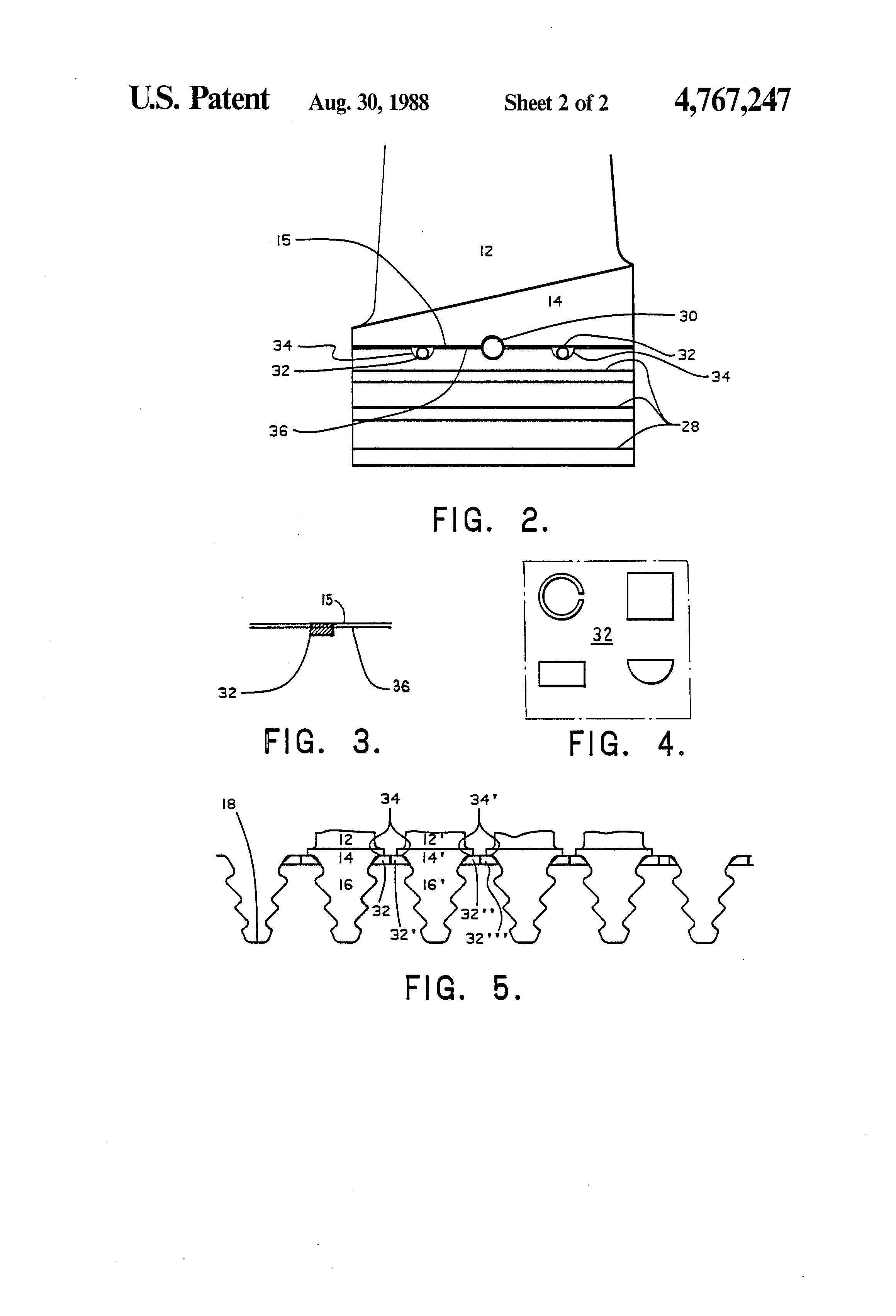 Patent US Apparatus and method for preventing relative