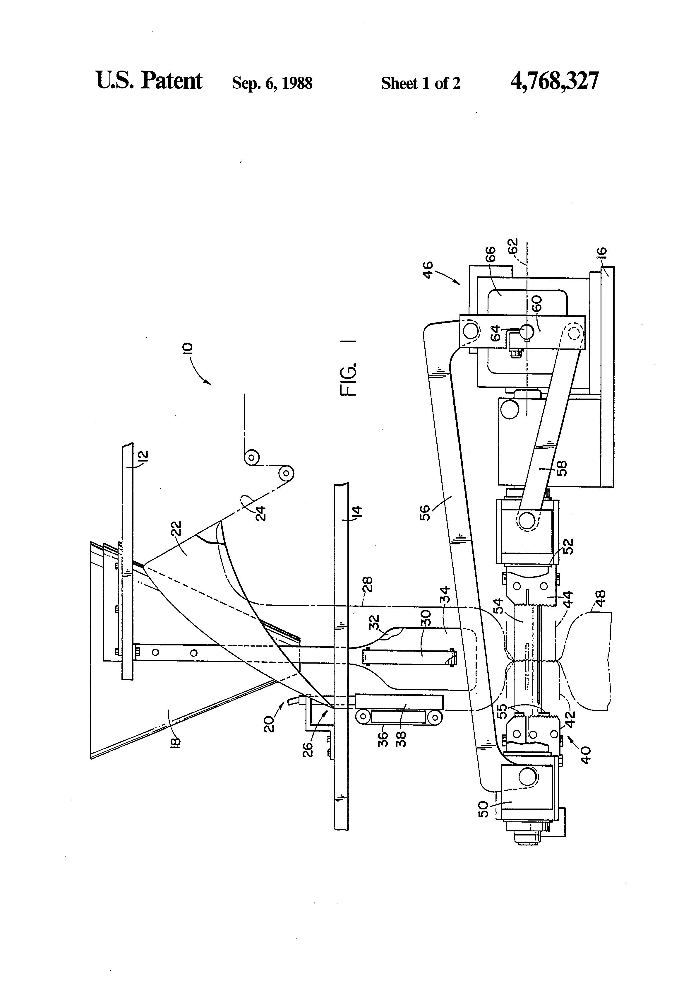 reciprocating sealing jaws wiring harness sealing  u2022 home