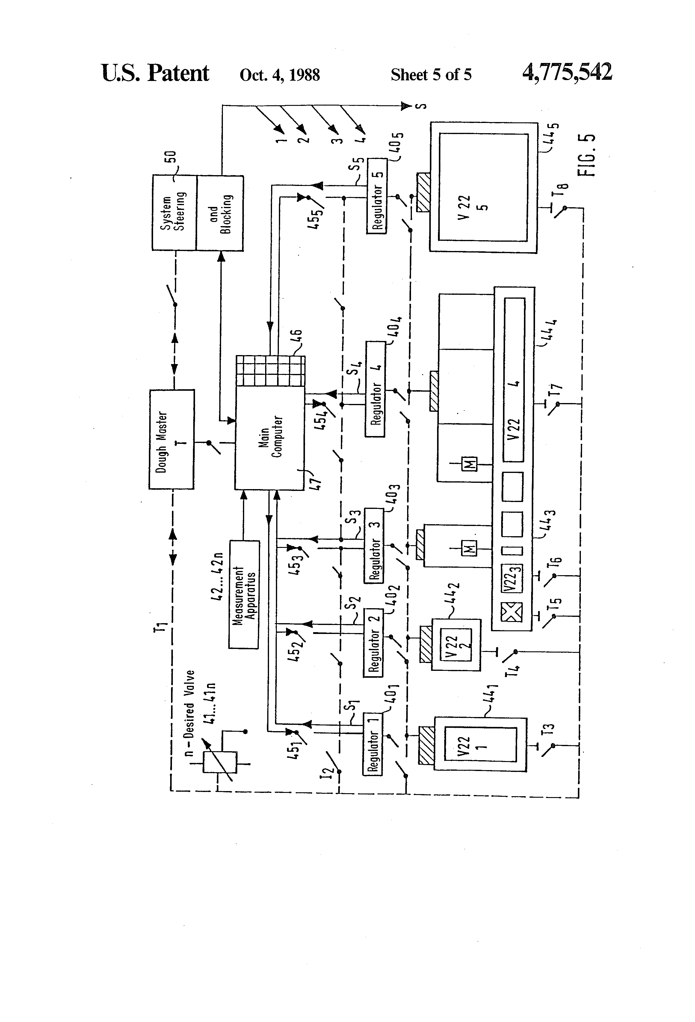 patent us4775542 process for producing long pasta products patent drawing
