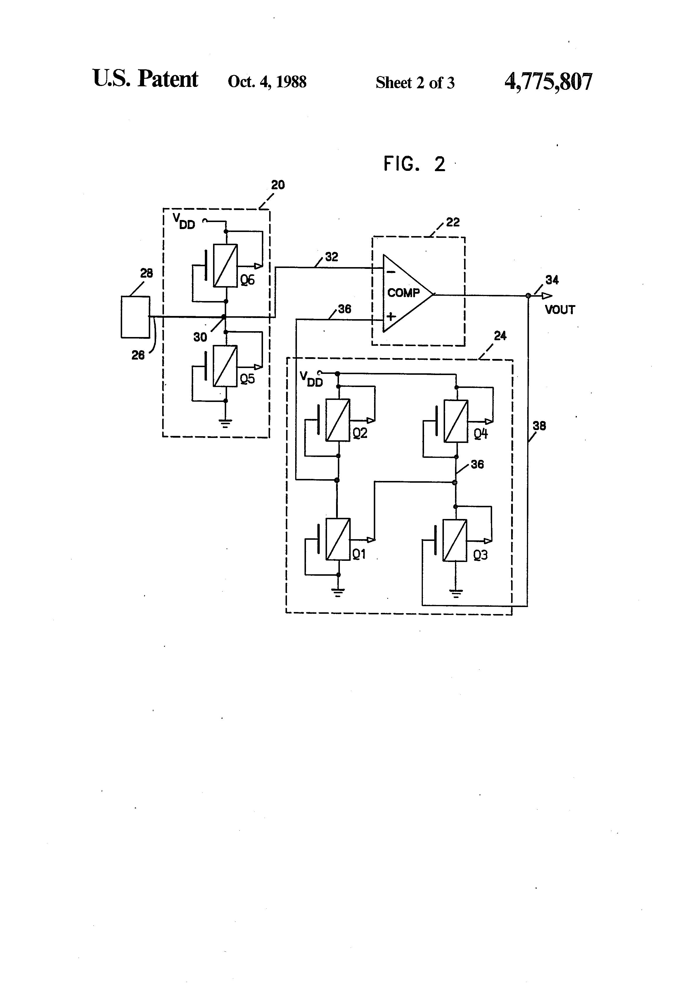 patent us4775807
