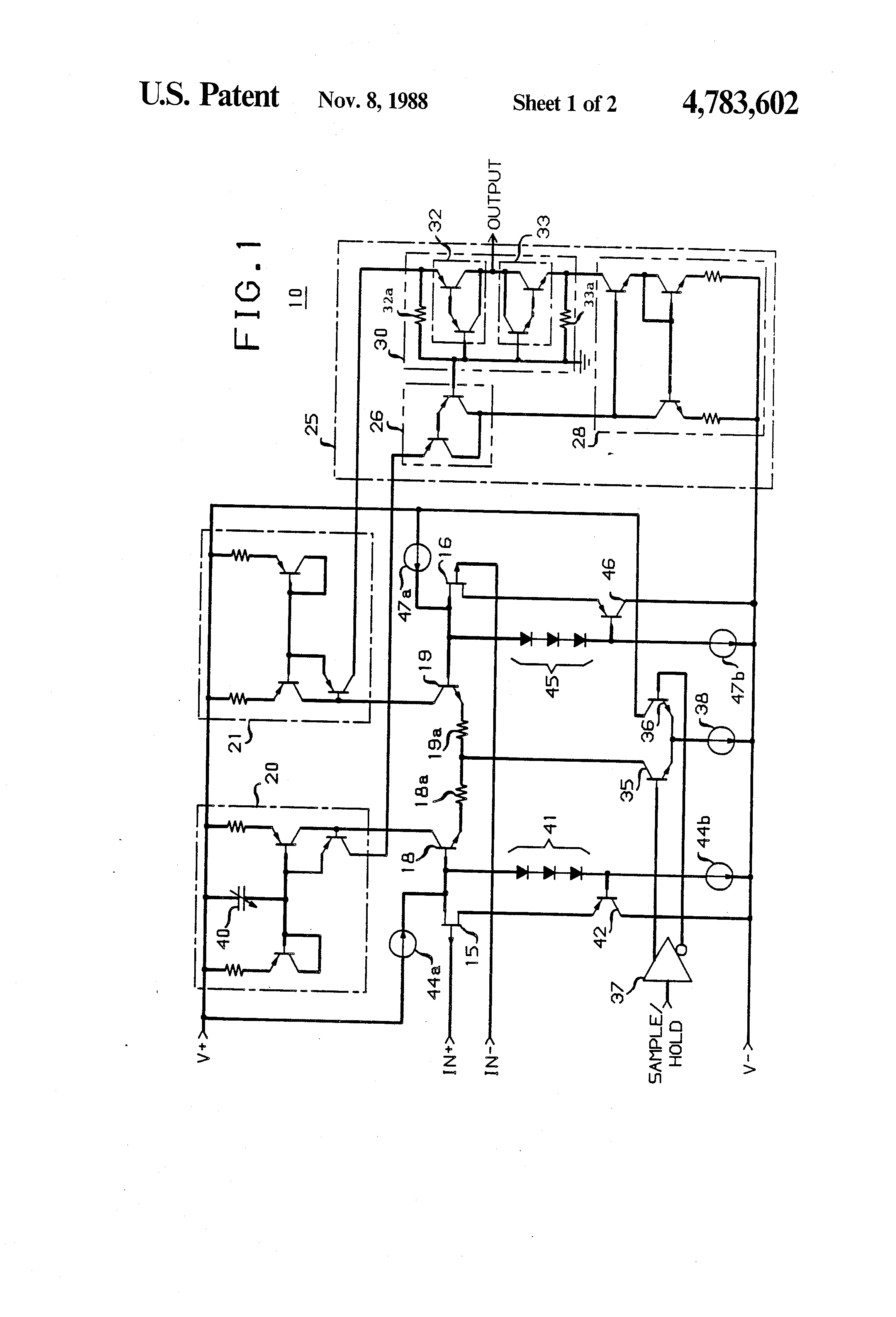 patent us4783602