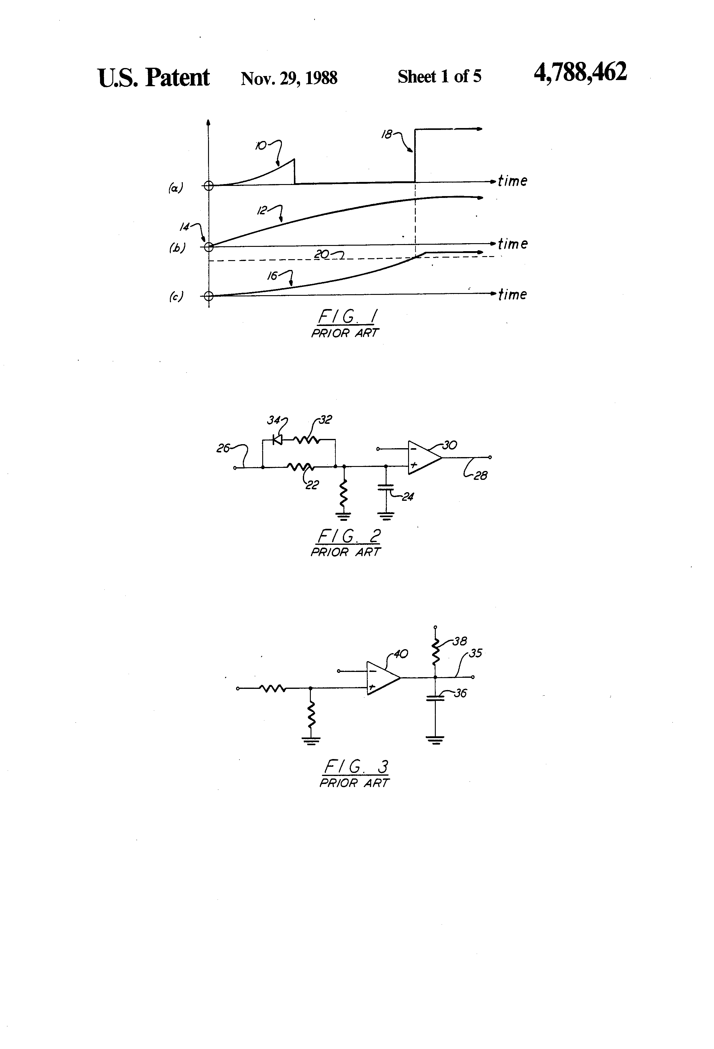 Patent Us4788462 Power On Reset Por Circuit Google Patents Below This Creates A Noninverting Comparator With Hysteresis Drawing