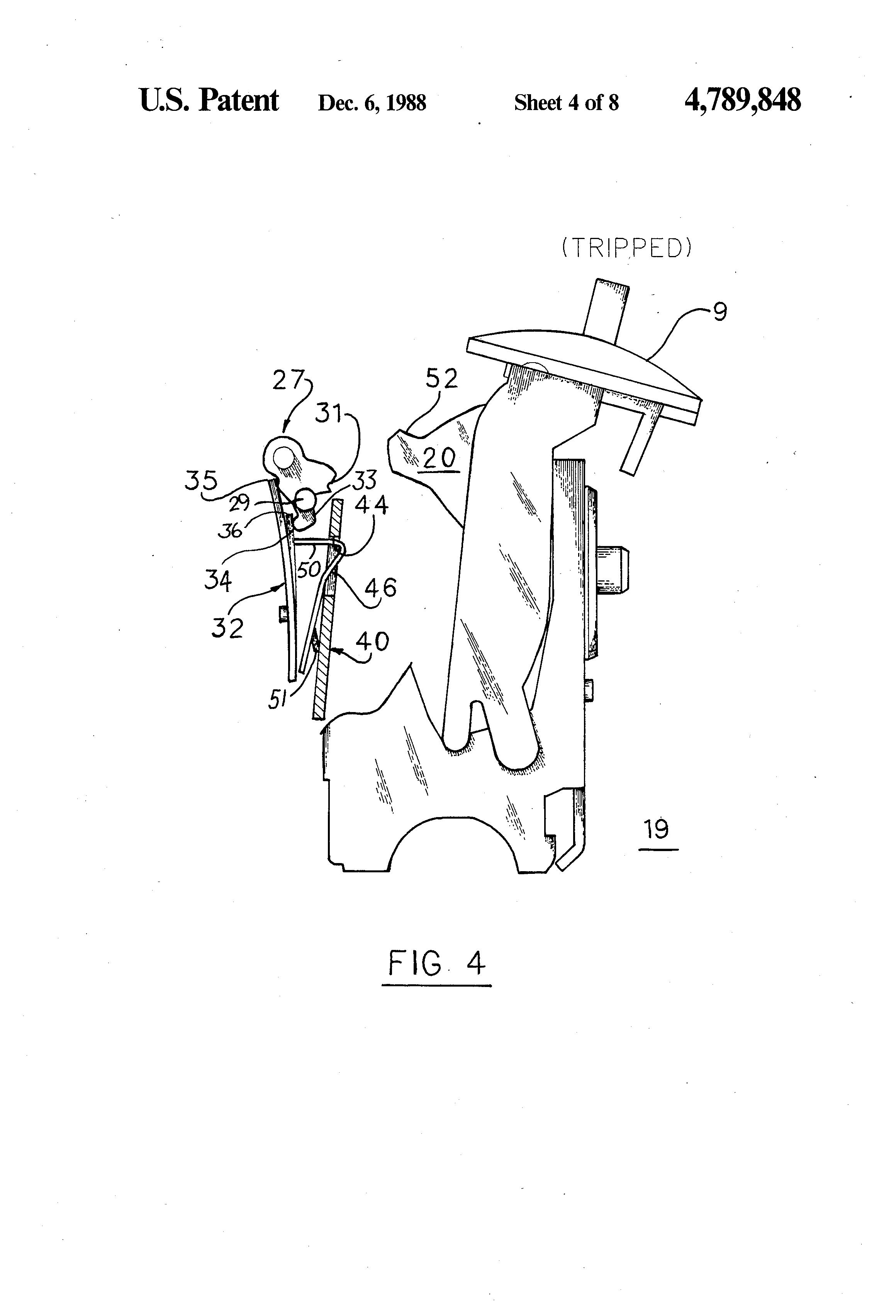patent us4789848